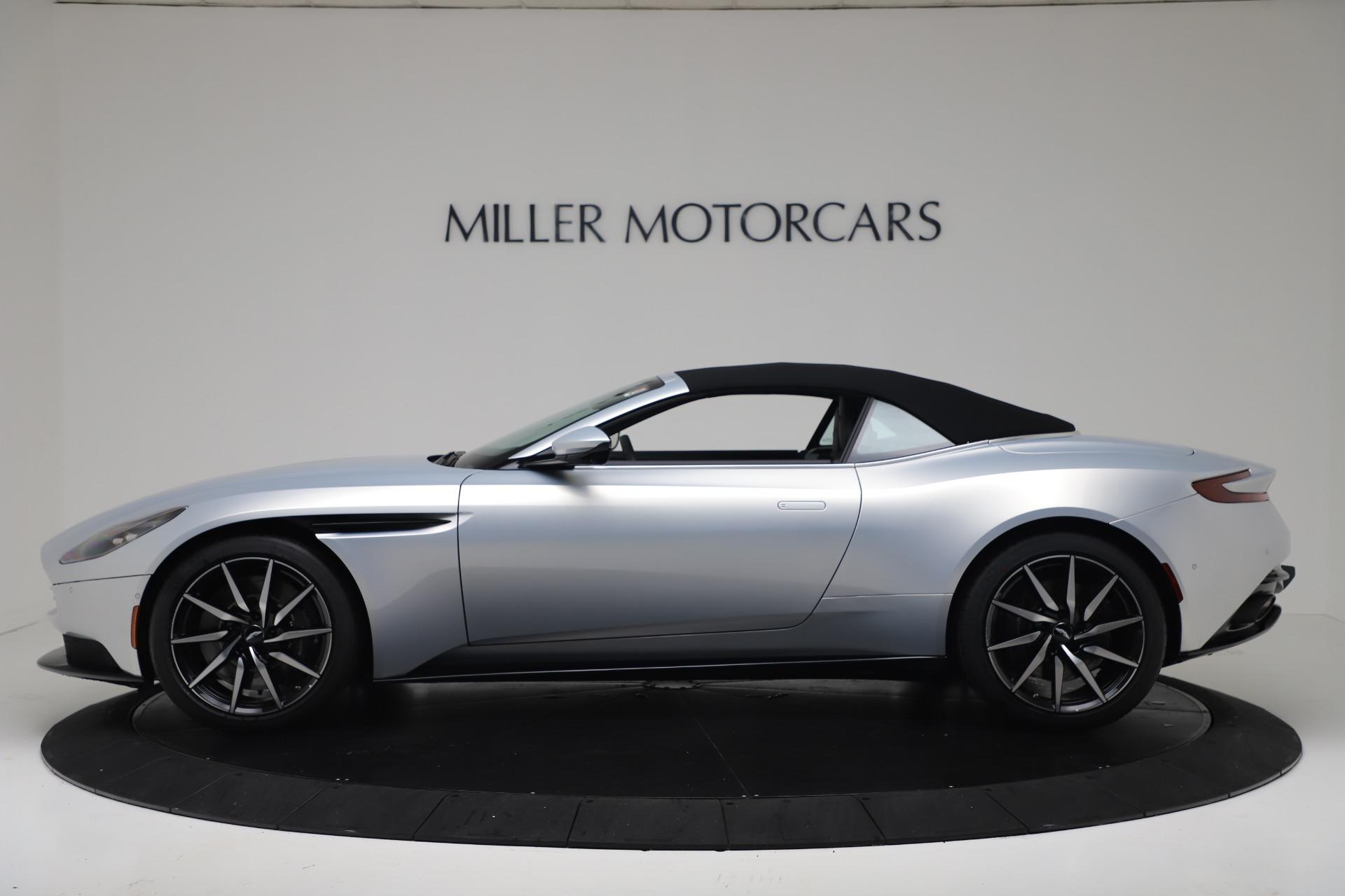 New 2020 Aston Martin DB11 V8 For Sale In Greenwich, CT 3412_p14