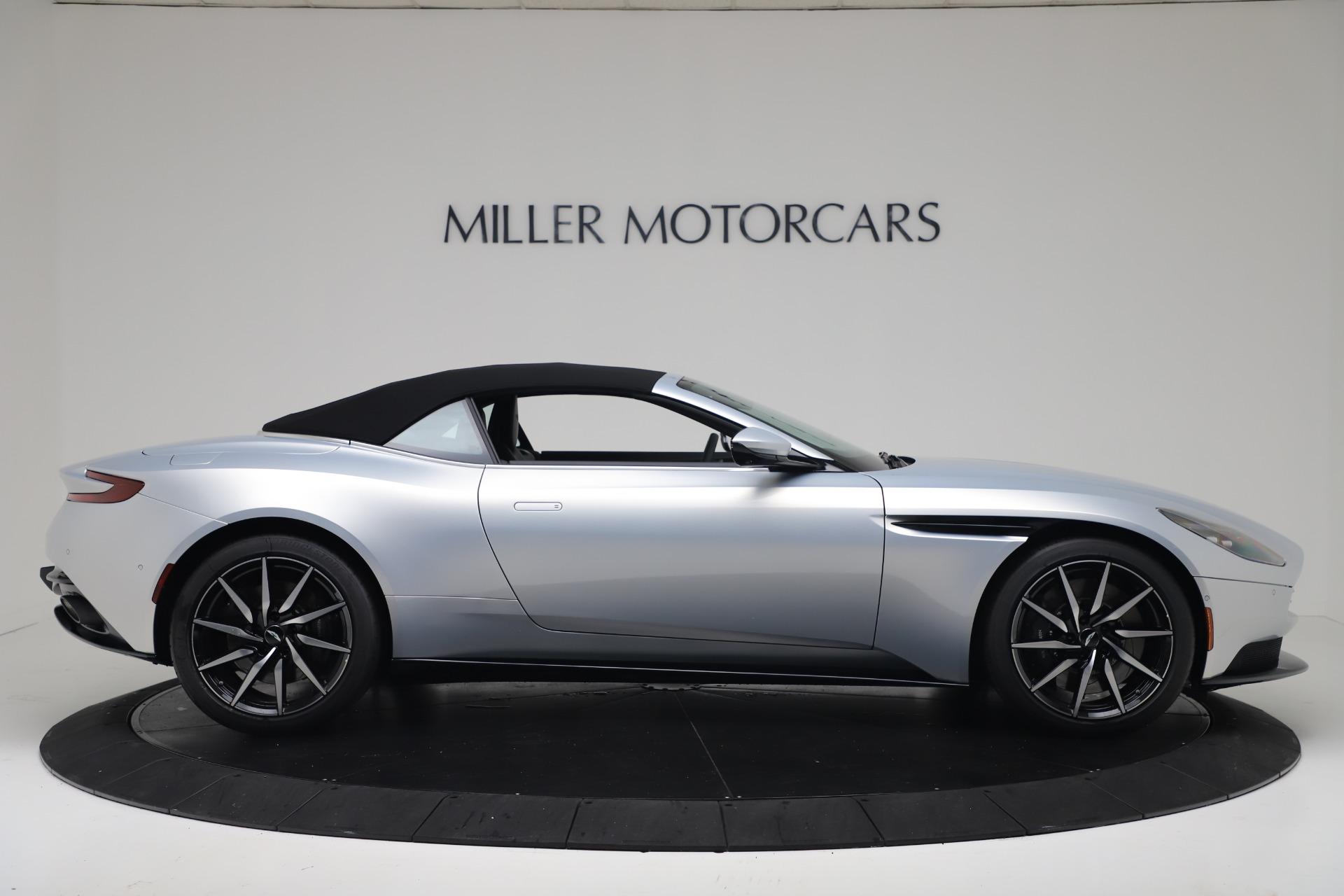 New 2020 Aston Martin DB11 V8 For Sale In Greenwich, CT 3412_p17