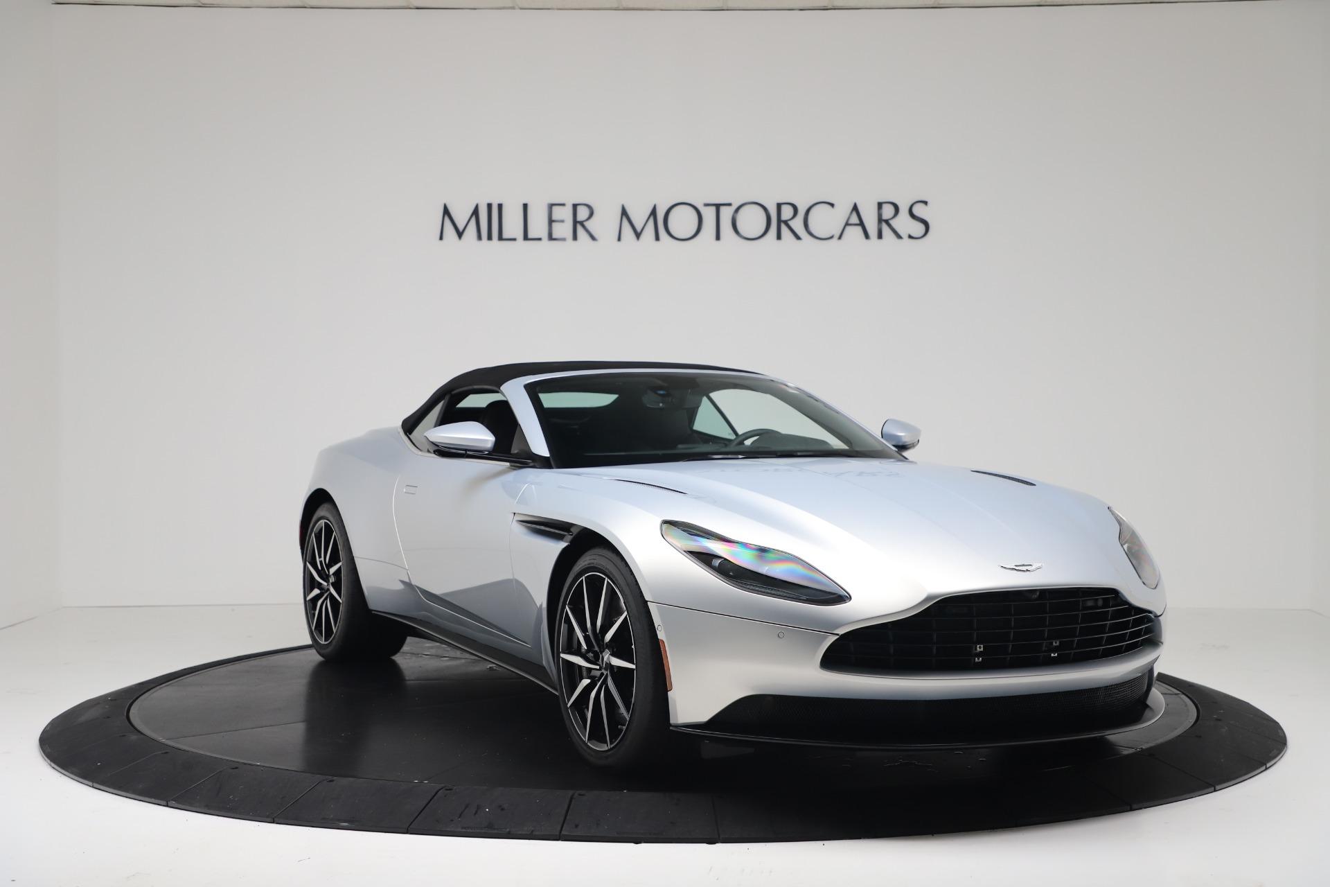 New 2020 Aston Martin DB11 V8 For Sale In Greenwich, CT 3412_p18