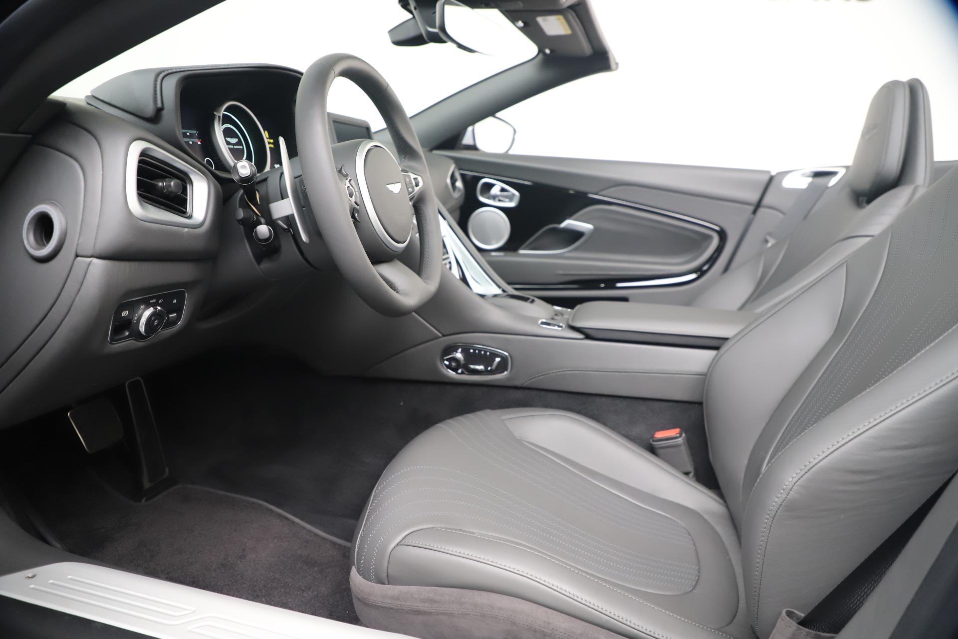 New 2020 Aston Martin DB11 V8 For Sale In Greenwich, CT 3412_p21