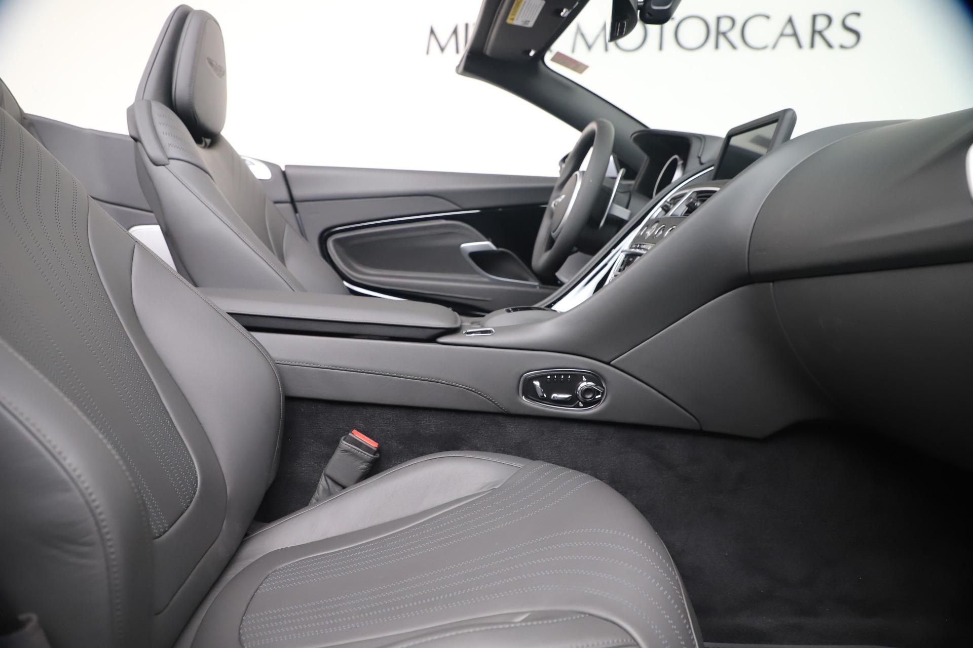 New 2020 Aston Martin DB11 V8 For Sale In Greenwich, CT 3412_p27