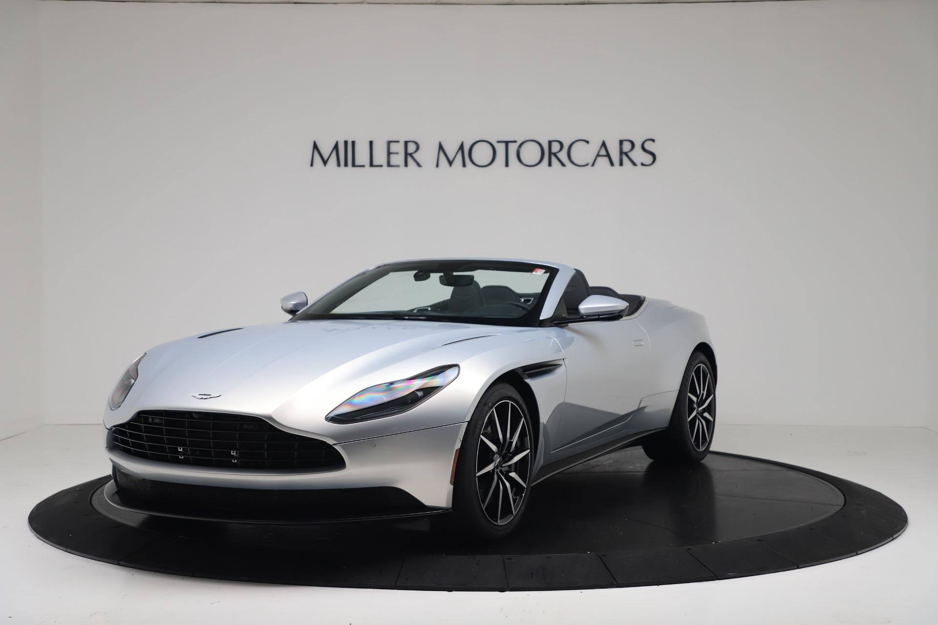 New 2020 Aston Martin DB11 V8 For Sale In Greenwich, CT 3412_p3