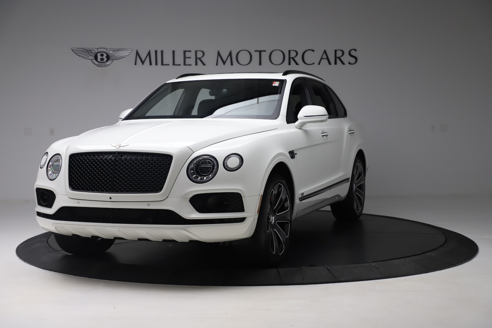 New 2020 Bentley Bentayga V8 Design Series For Sale In Greenwich, CT 3414_main