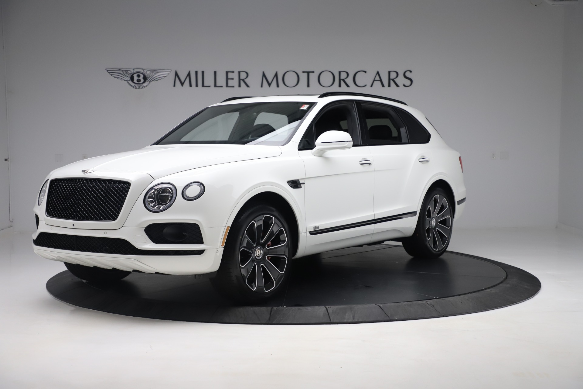 New 2020 Bentley Bentayga V8 Design Series For Sale In Greenwich, CT 3414_p3