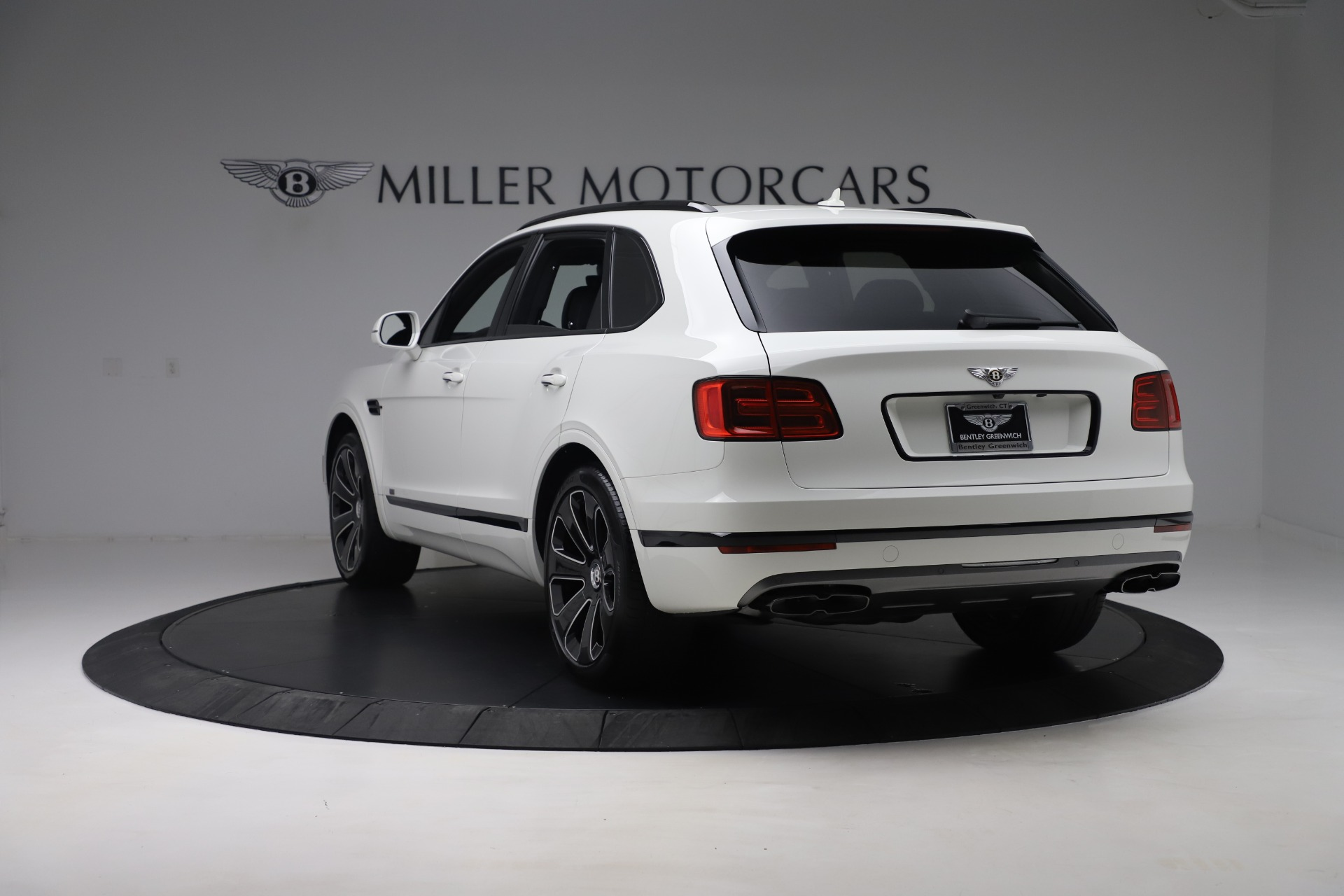 New 2020 Bentley Bentayga V8 Design Series For Sale In Greenwich, CT 3414_p7