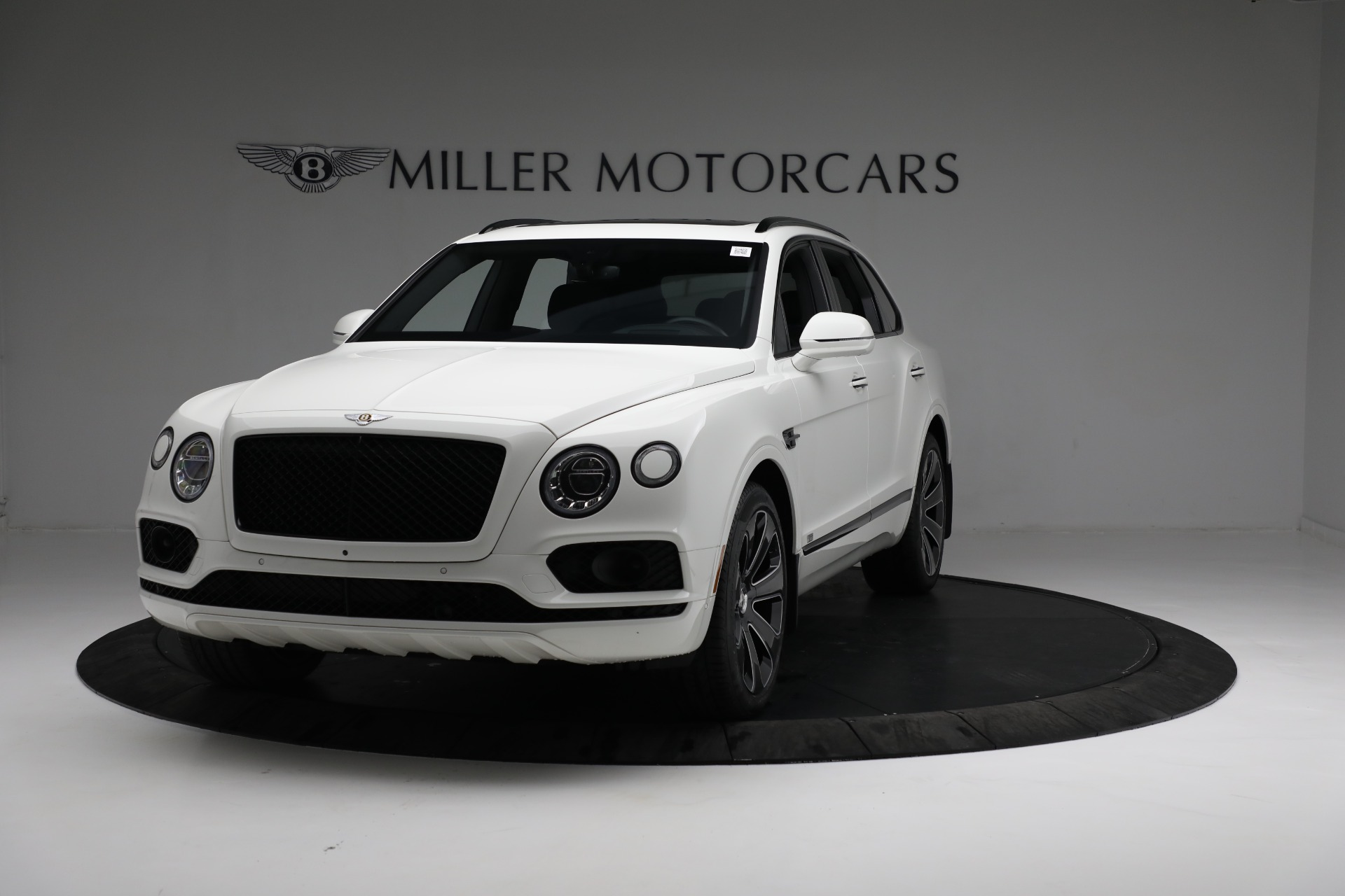 New 2020 Bentley Bentayga V8 Design Series For Sale In Greenwich, CT 3417_main