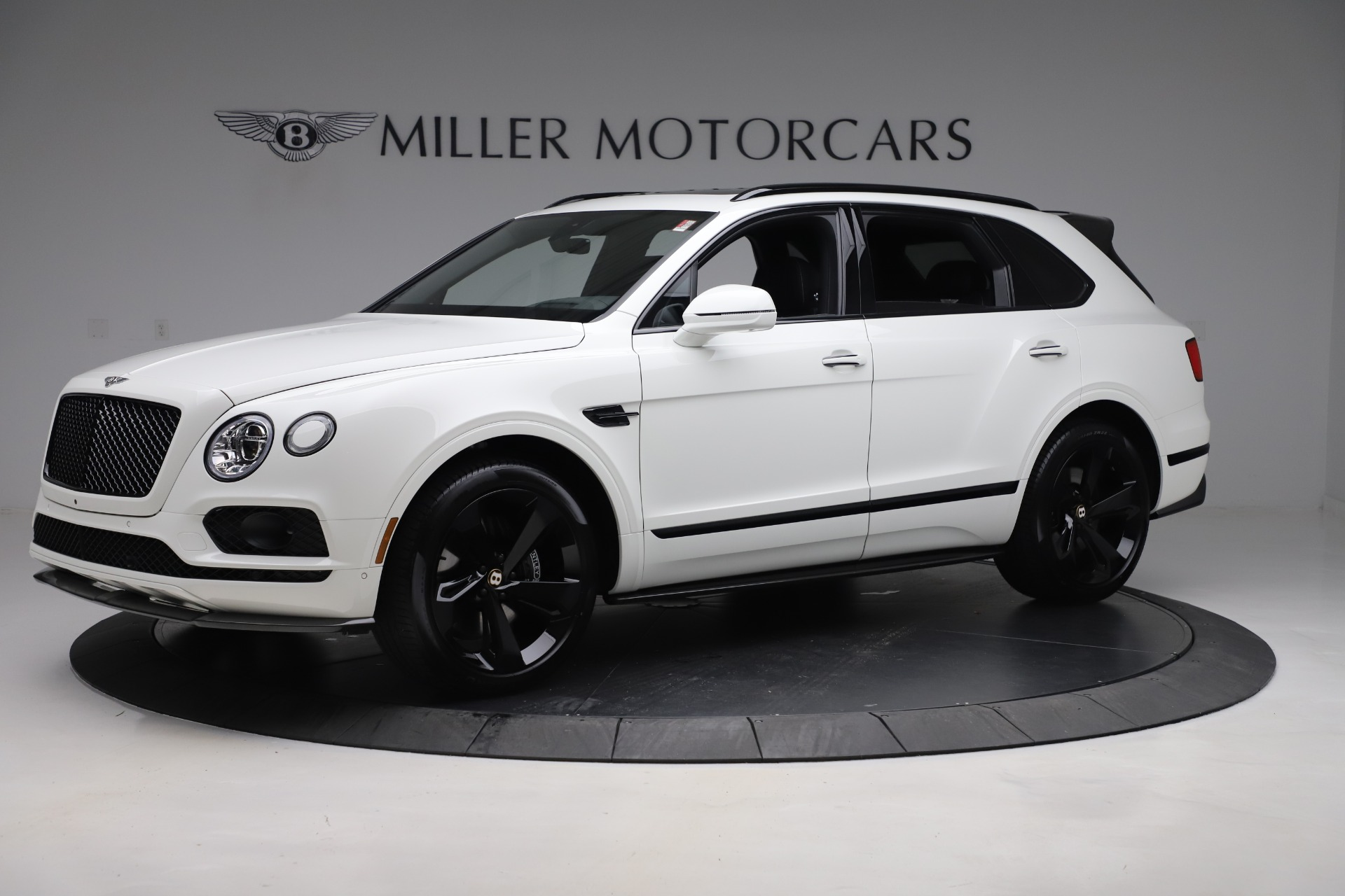 New 2020 Bentley Bentayga V8 For Sale In Greenwich, CT 3418_p2