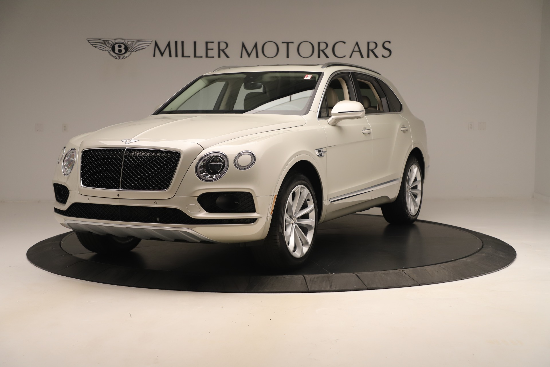 New 2020 Bentley Bentayga V8 For Sale In Greenwich, CT 3419_main