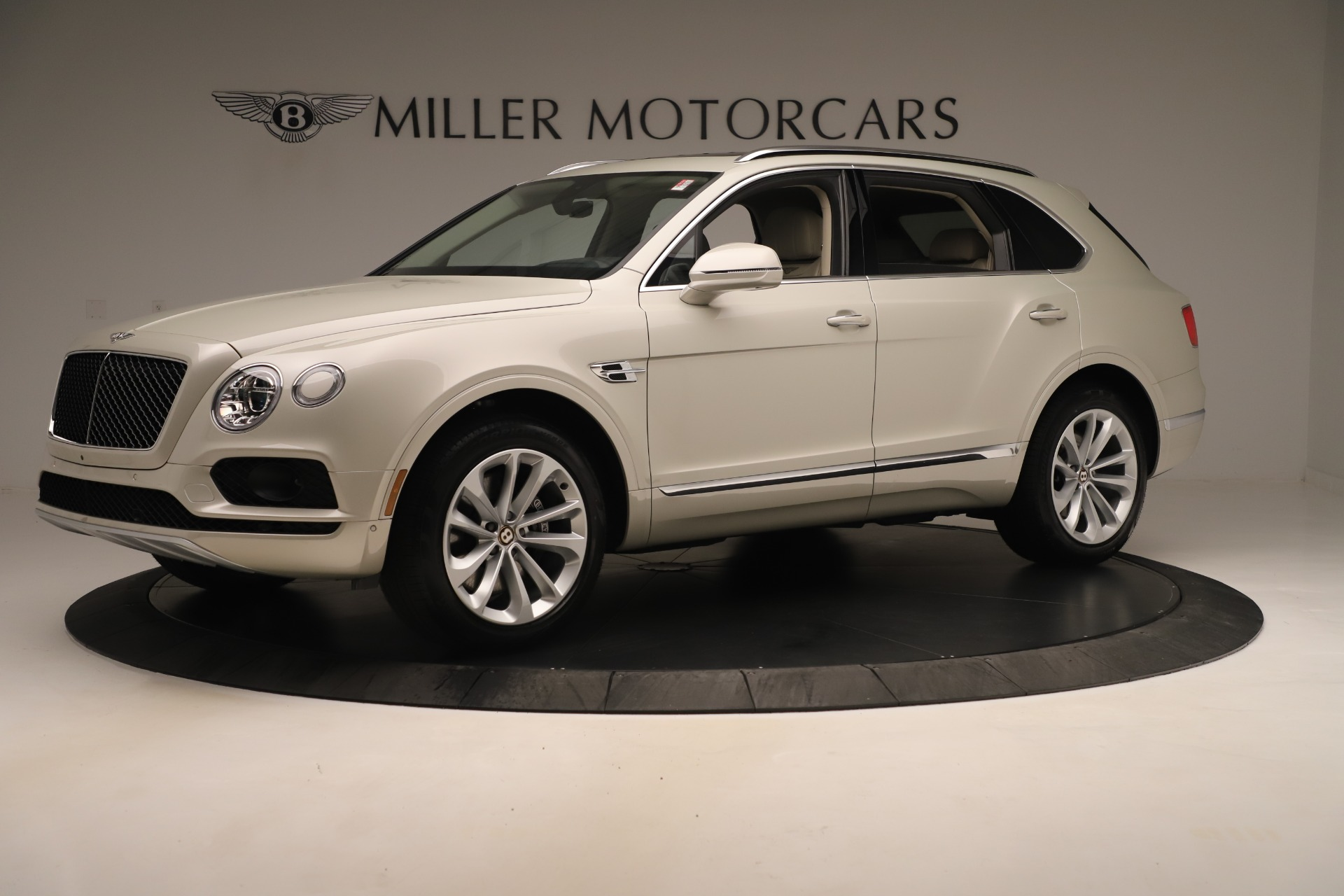 New 2020 Bentley Bentayga V8 For Sale In Greenwich, CT 3419_p2