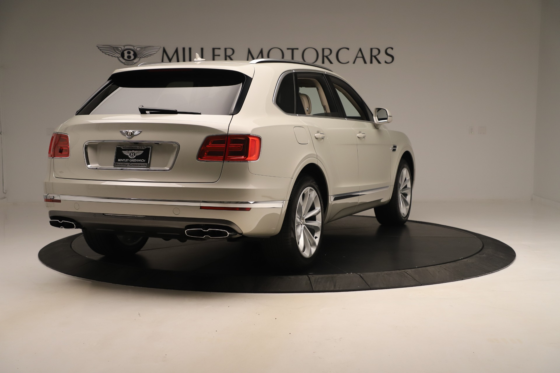 New 2020 Bentley Bentayga V8 For Sale In Greenwich, CT 3419_p7