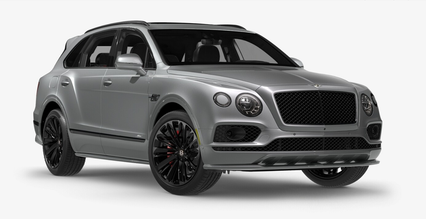 New 2020 Bentley Bentayga Speed For Sale In Greenwich, CT 3420_main