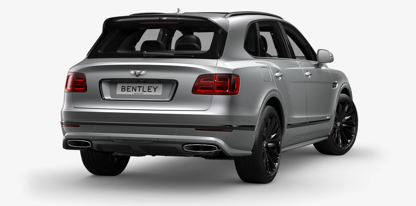 New 2020 Bentley Bentayga Speed For Sale In Greenwich, CT 3420_p3