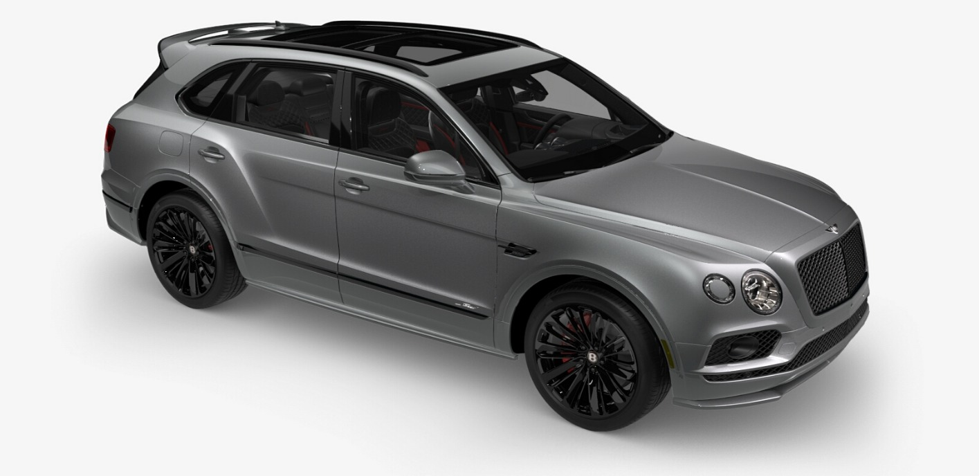 New 2020 Bentley Bentayga Speed For Sale In Greenwich, CT 3420_p5