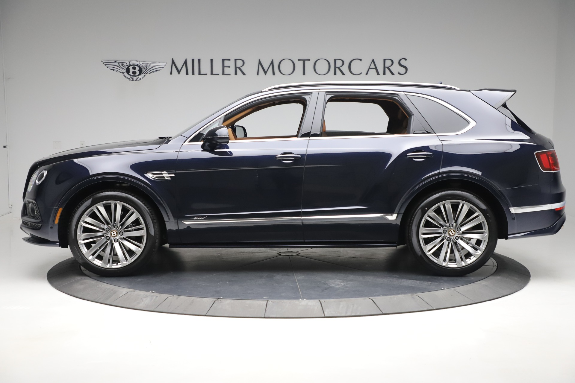 New 2020 Bentley Bentayga Speed For Sale In Greenwich, CT 3421_p3