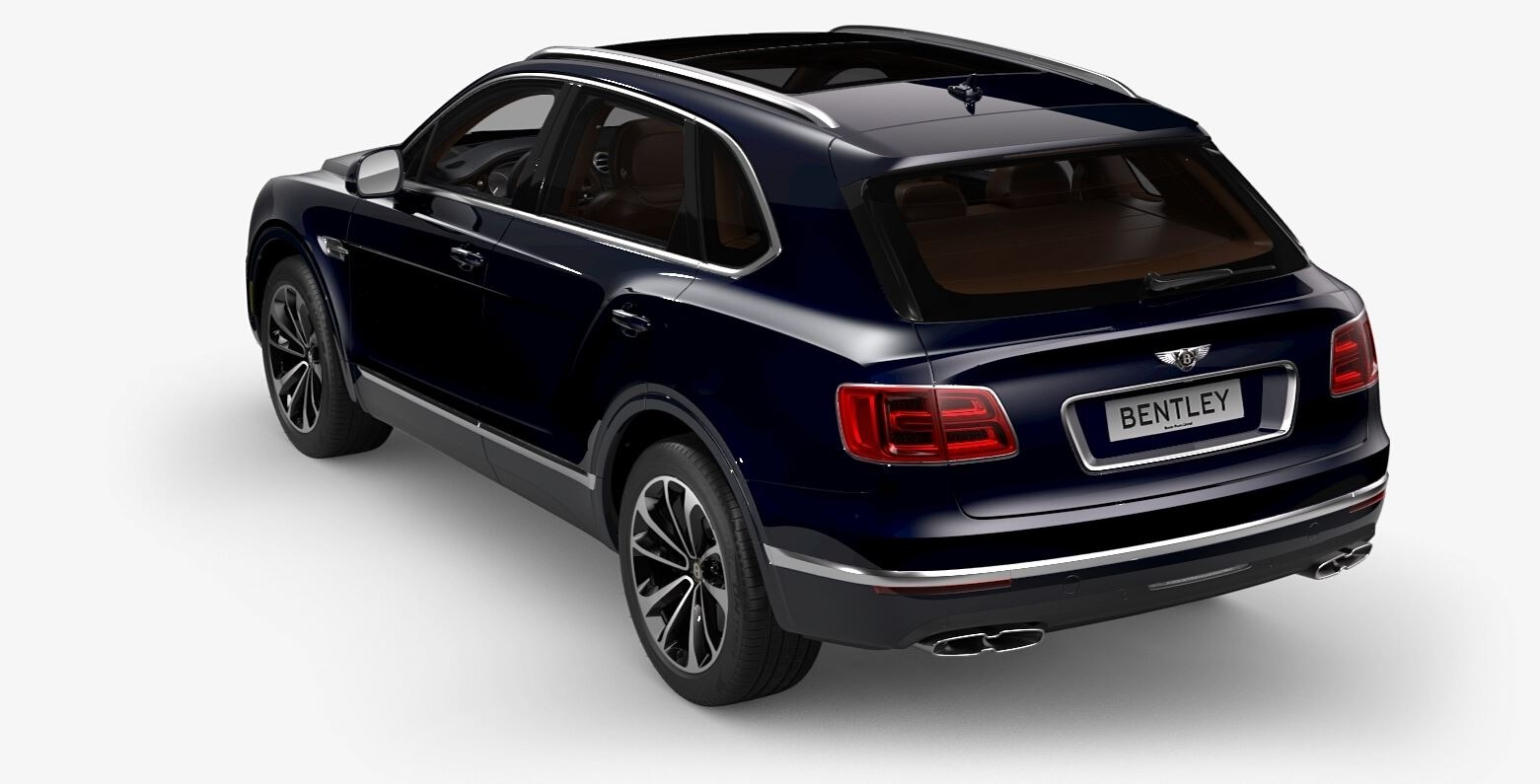New 2020 Bentley Bentayga V8 For Sale In Greenwich, CT 3422_p4