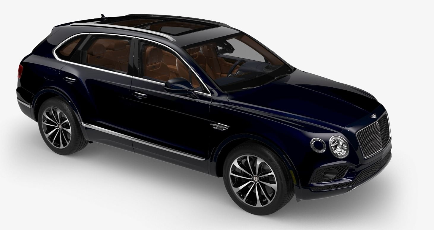 New 2020 Bentley Bentayga V8 For Sale In Greenwich, CT 3422_p5