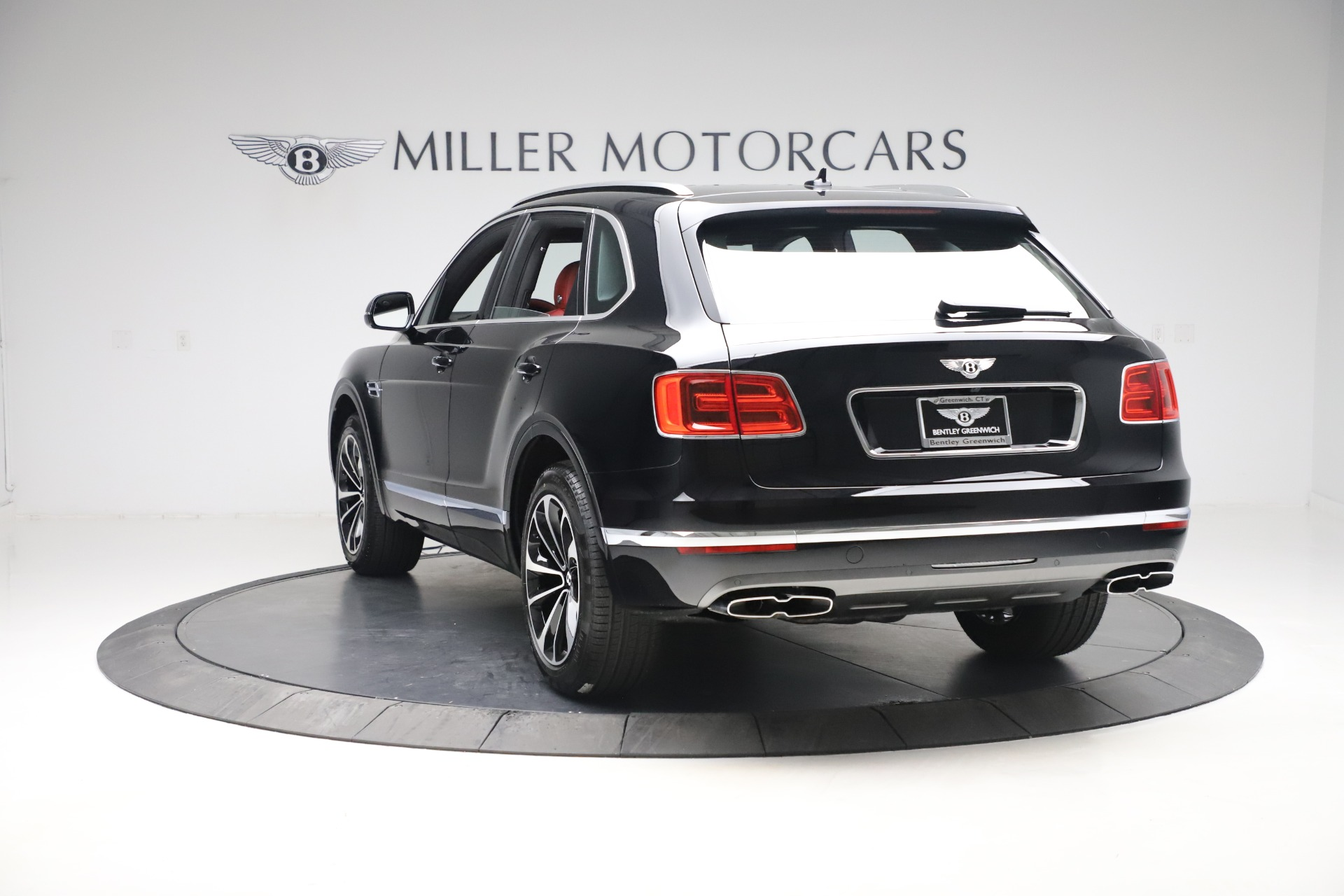 New 2020 Bentley Bentayga V8 For Sale In Greenwich, CT 3424_p5