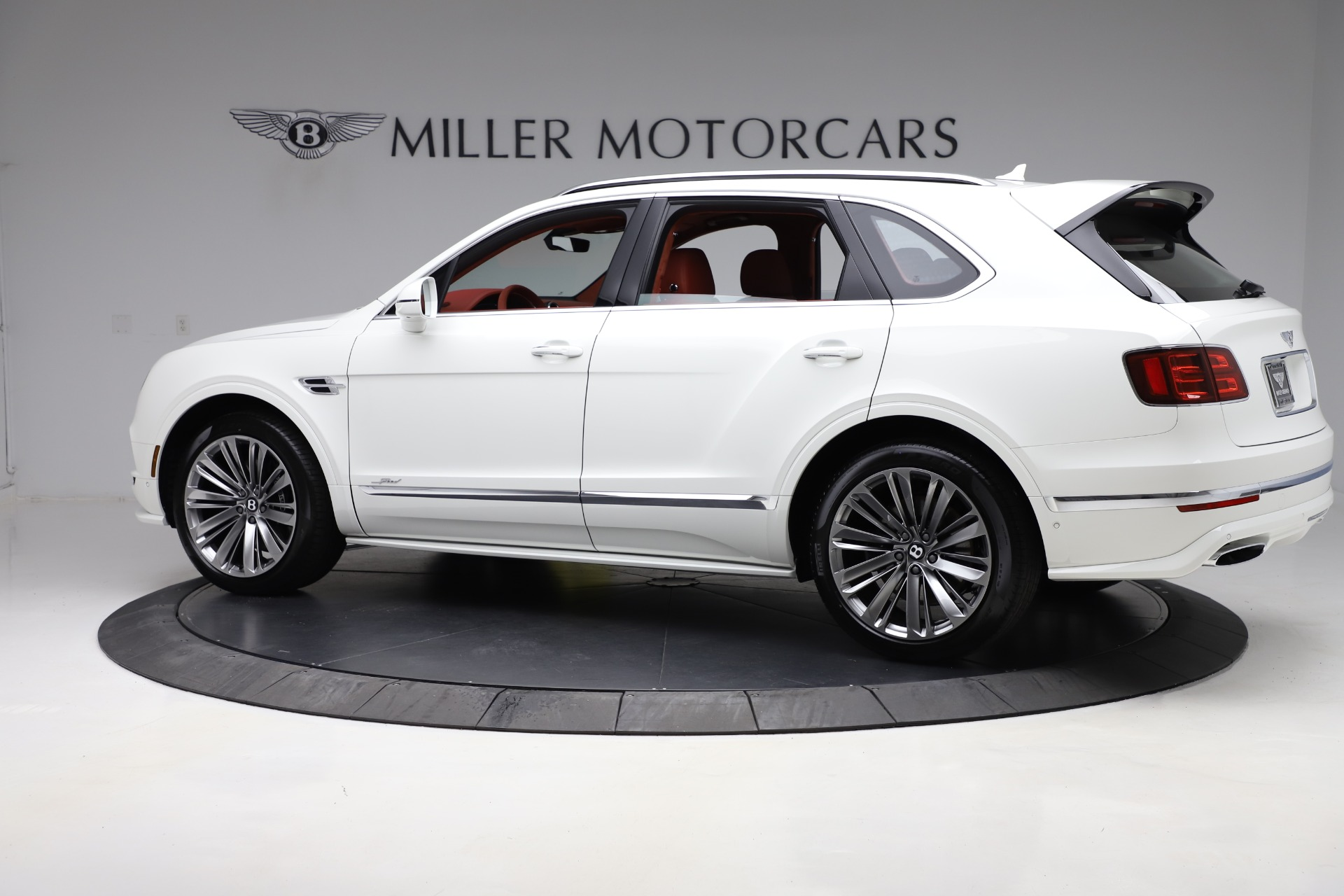 New 2020 Bentley Bentayga Speed For Sale In Greenwich, CT 3426_p4