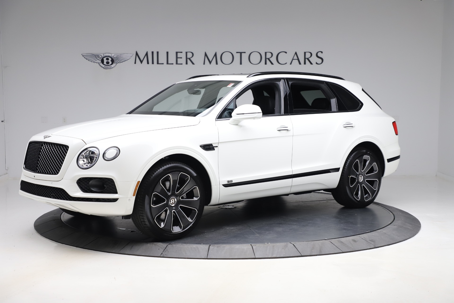 New 2020 Bentley Bentayga V8 Design Series For Sale In Greenwich, CT 3428_p2