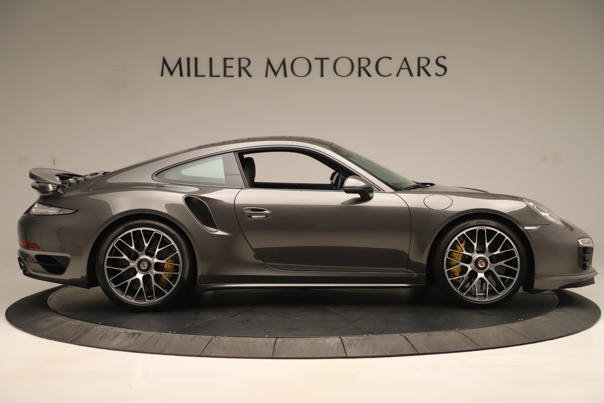 Used 2015 Porsche 911 Turbo S For Sale In Greenwich, CT 3429_p9