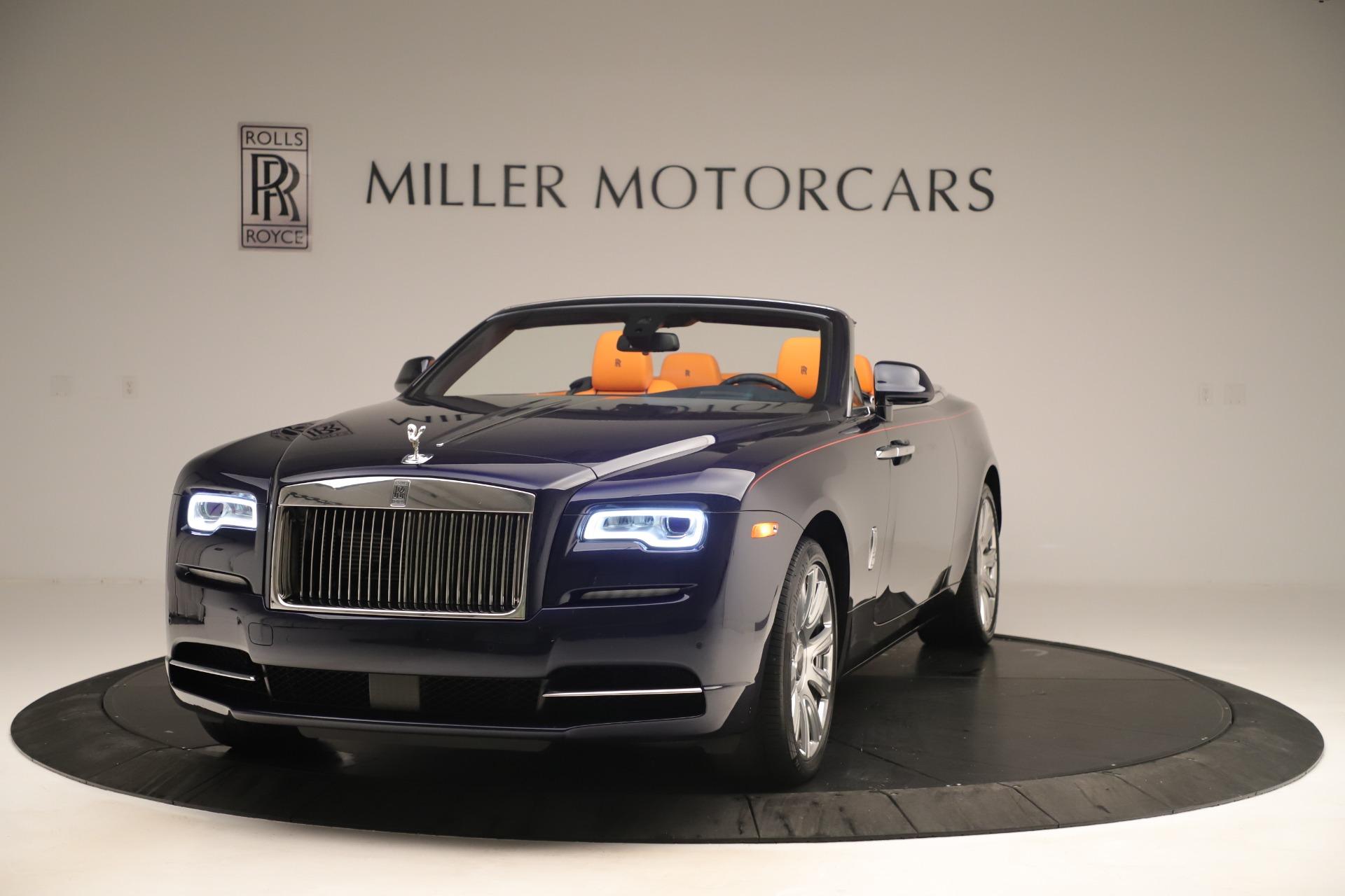 Used 2016 Rolls-Royce Dawn  For Sale In Greenwich, CT 3430_main