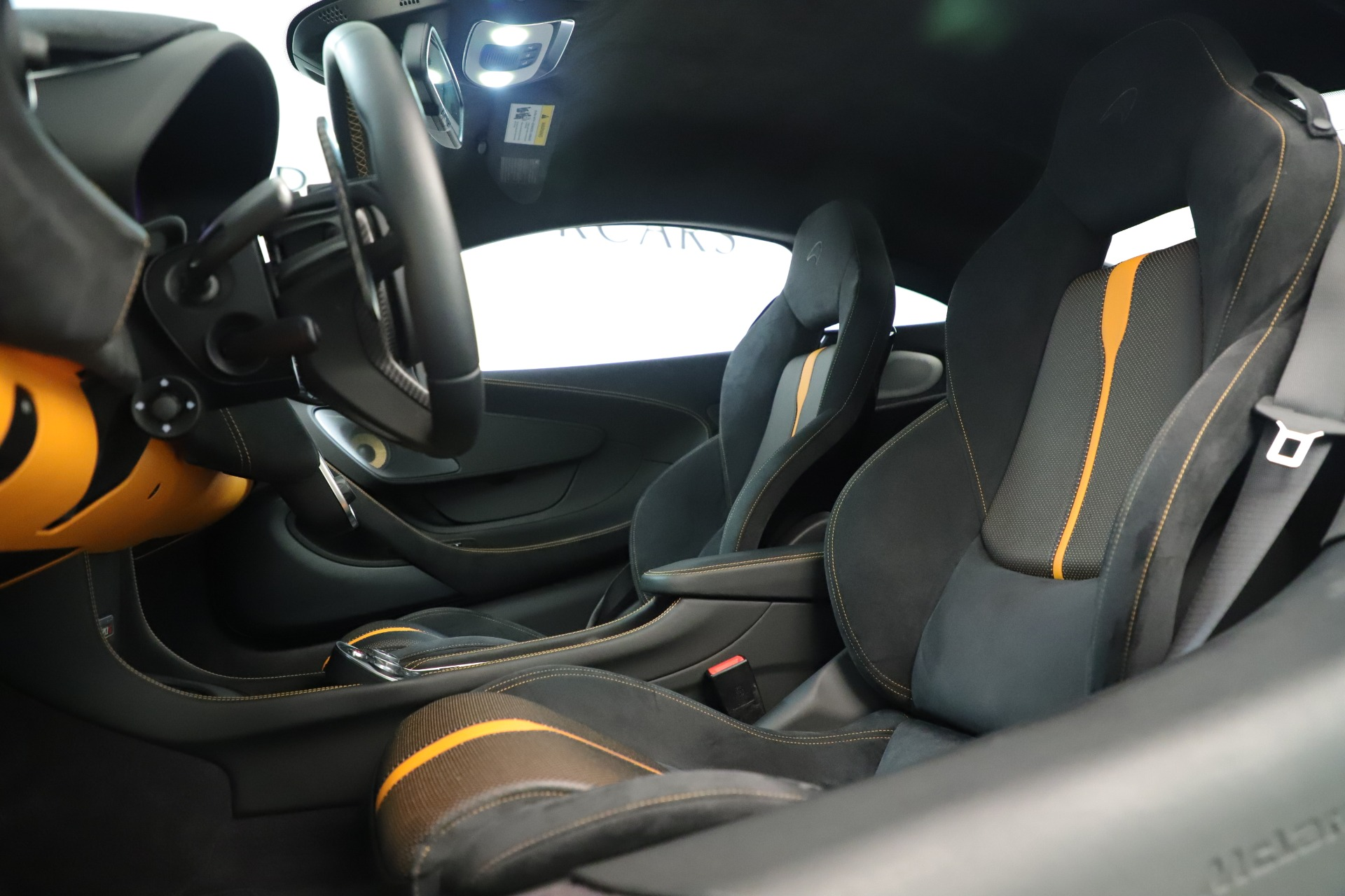 Used 2016 McLaren 570S Coupe For Sale In Greenwich, CT 3433_p15