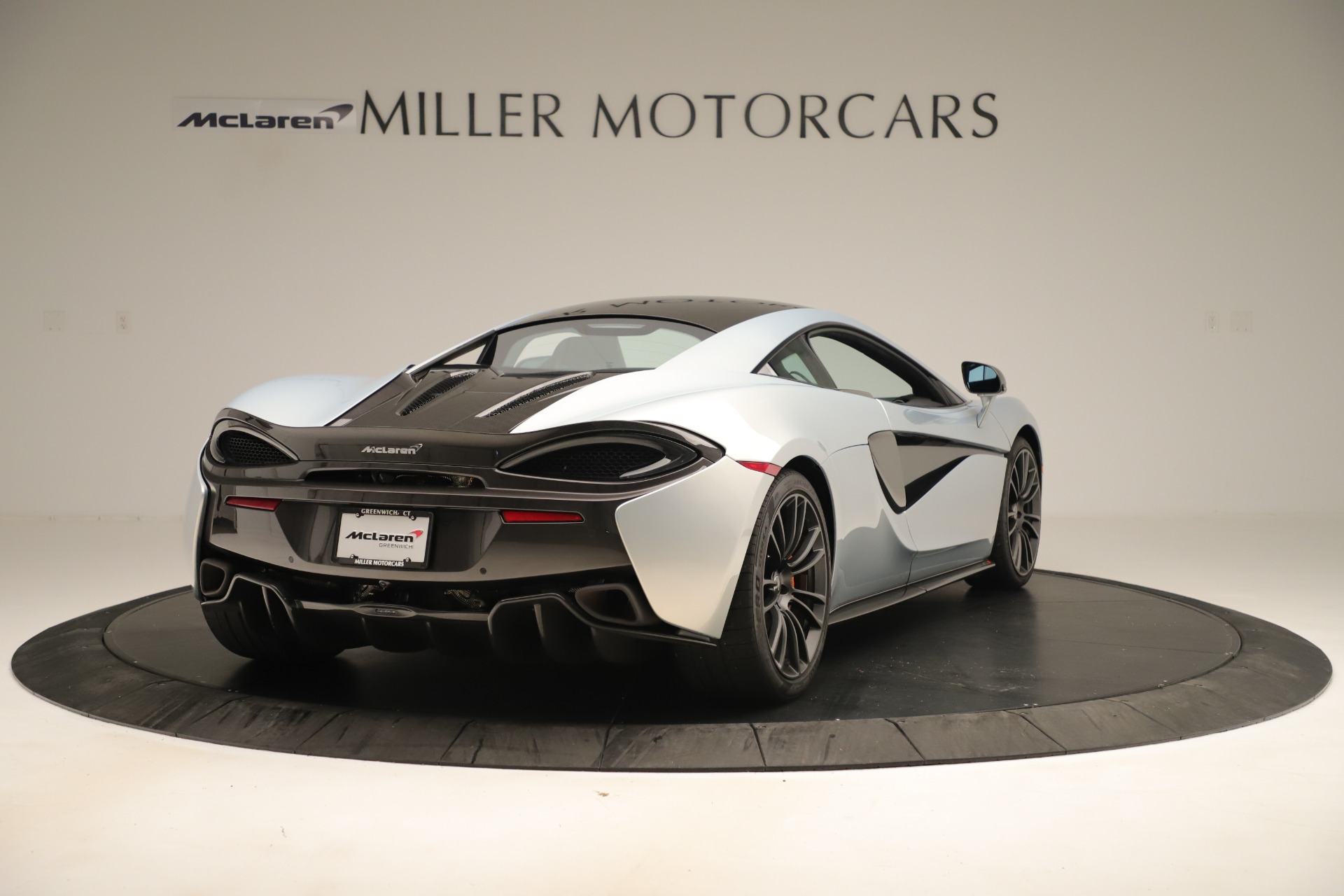 Used 2016 McLaren 570S Coupe For Sale In Greenwich, CT 3433_p6