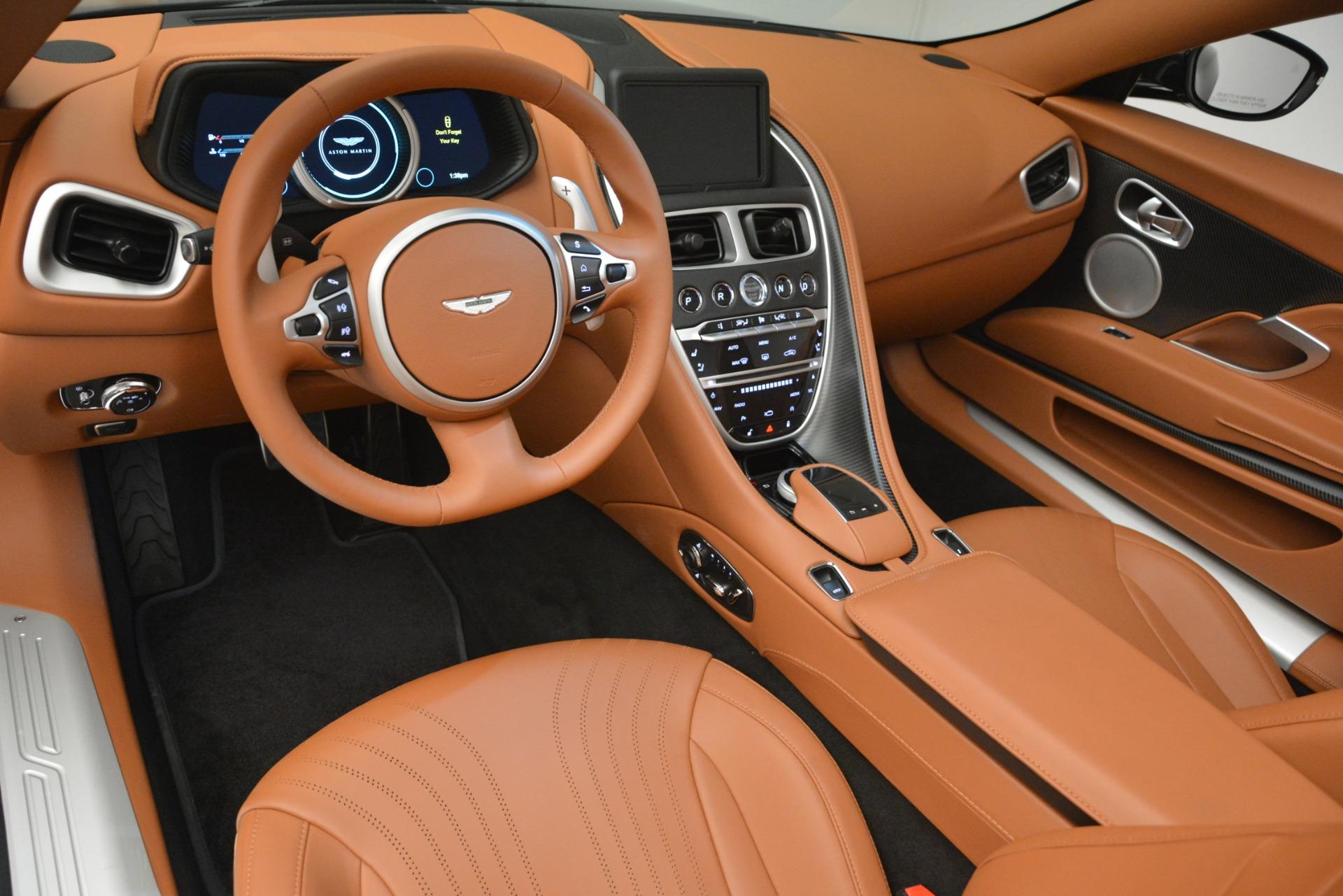 Used 2019 Aston Martin DB11 V8 Volante For Sale In Greenwich, CT 3434_p18