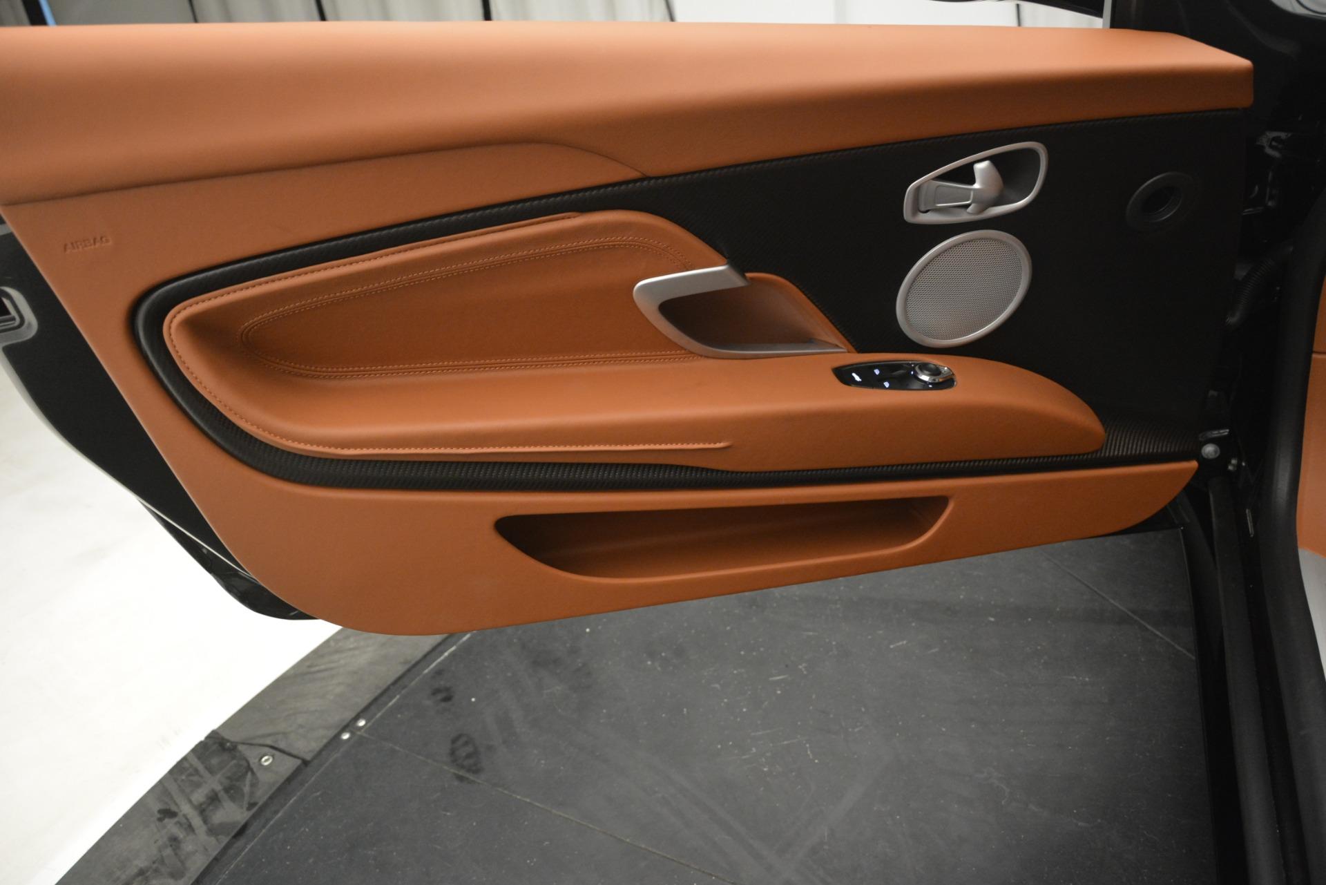 Used 2019 Aston Martin DB11 V8 Volante For Sale In Greenwich, CT 3434_p22