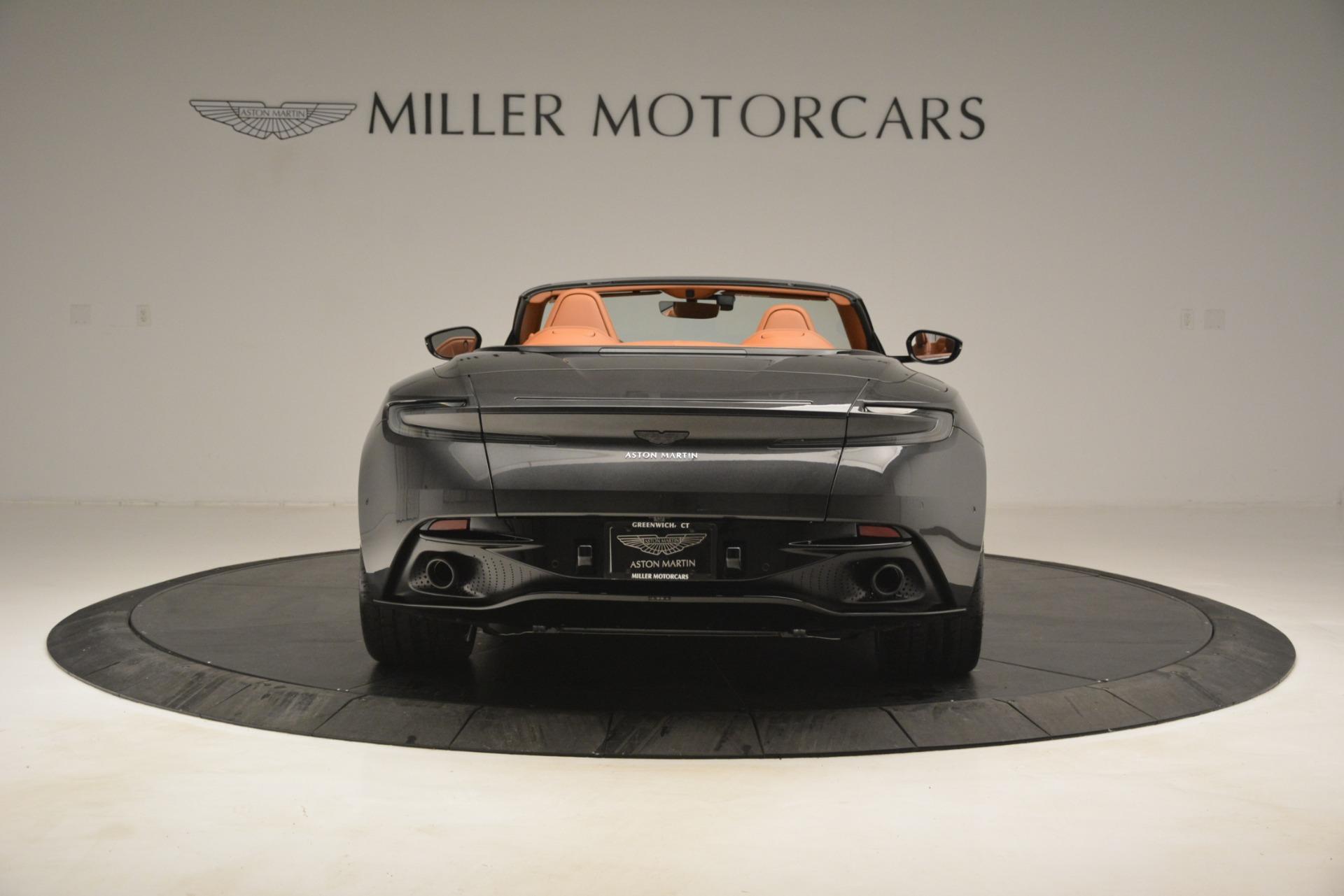 Used 2019 Aston Martin DB11 V8 Volante For Sale In Greenwich, CT 3434_p5