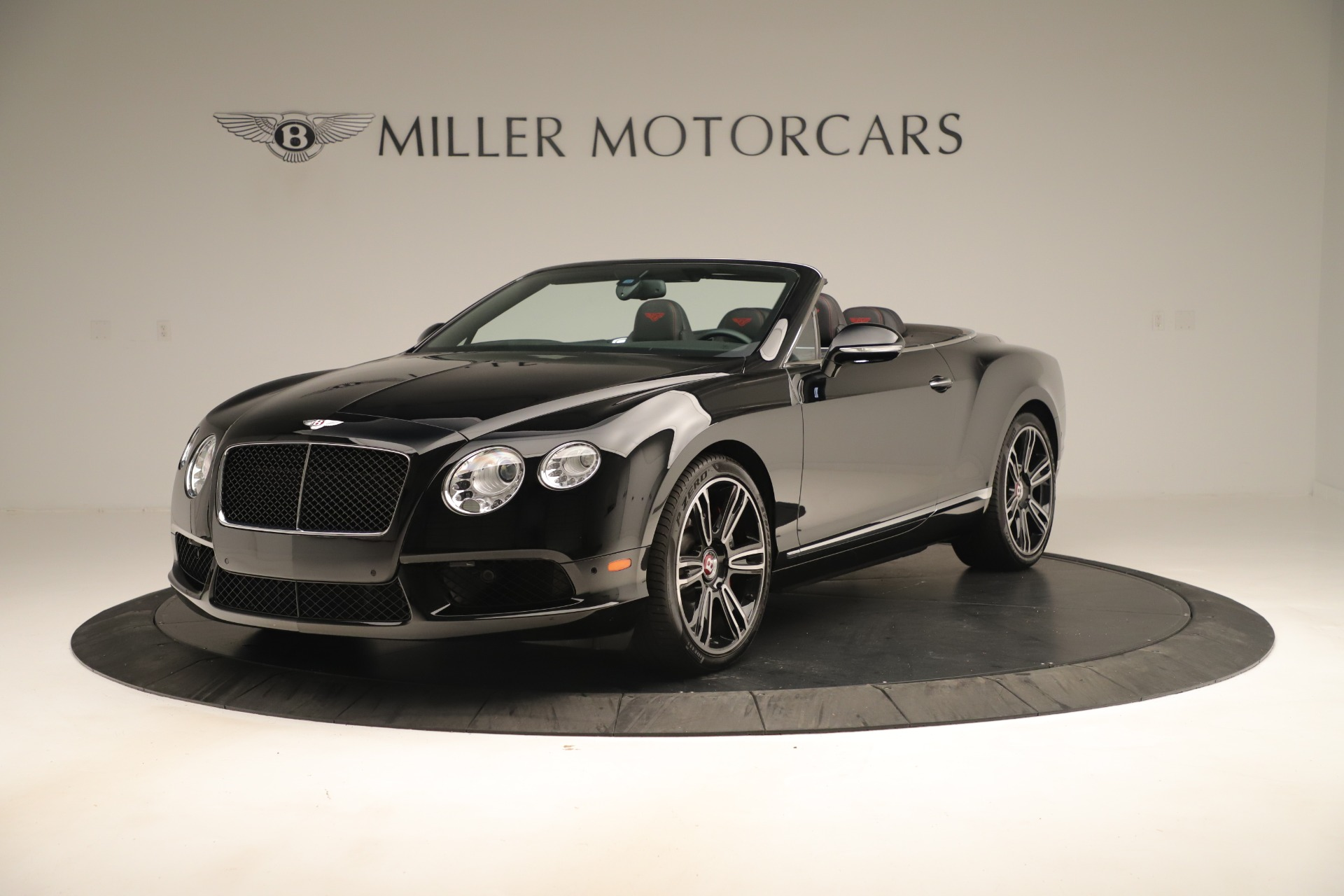 Used 2014 Bentley Continental GT V8 For Sale In Greenwich, CT 3435_main