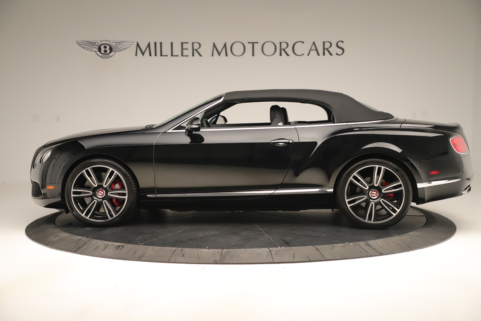 Used 2014 Bentley Continental GT V8 For Sale In Greenwich, CT 3435_p14