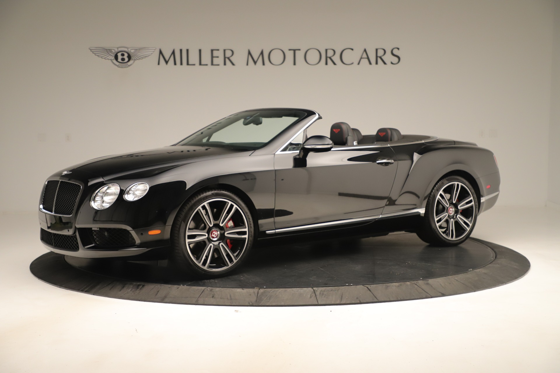 Used 2014 Bentley Continental GT V8 For Sale In Greenwich, CT 3435_p2