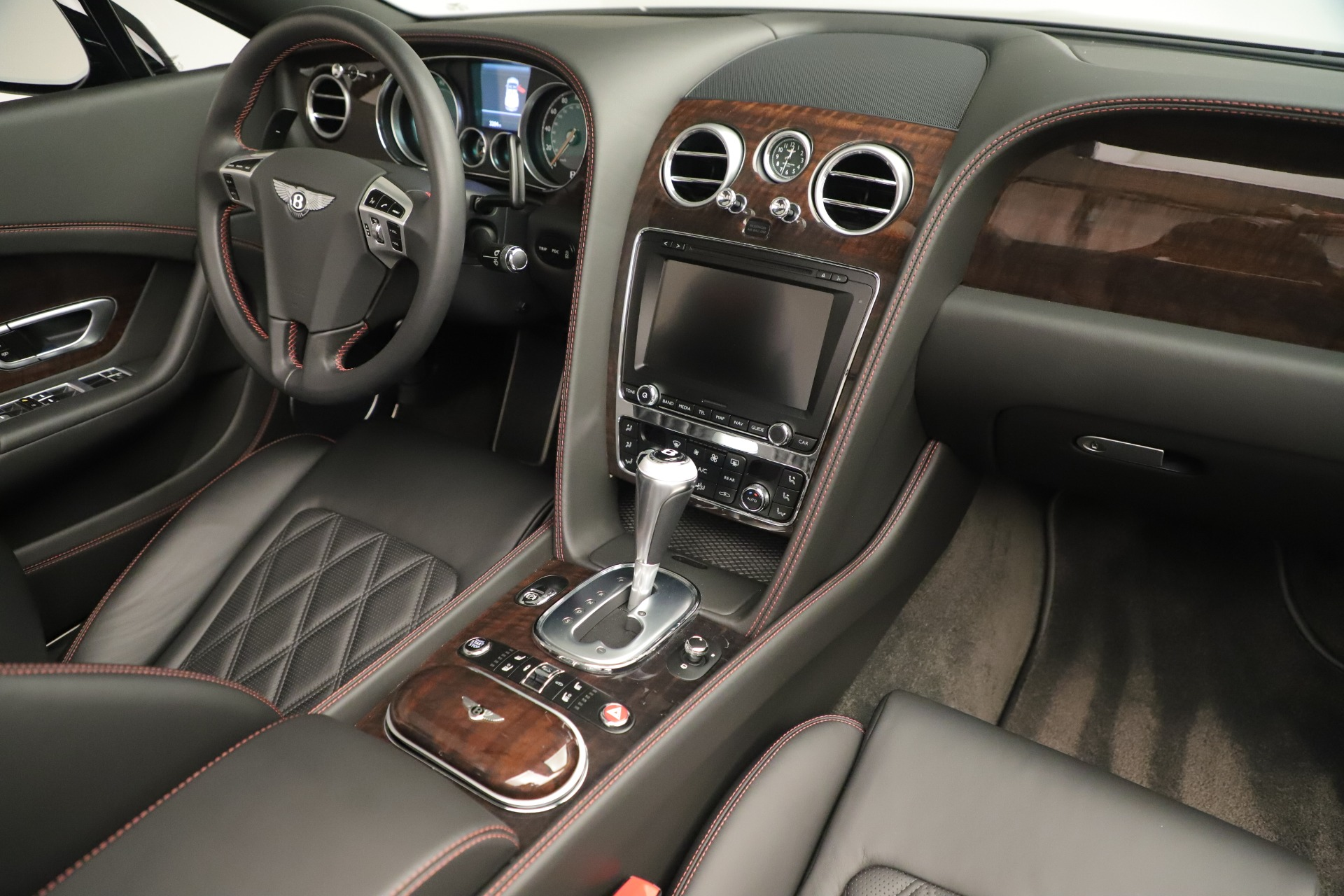 Used 2014 Bentley Continental GT V8 For Sale In Greenwich, CT 3435_p31