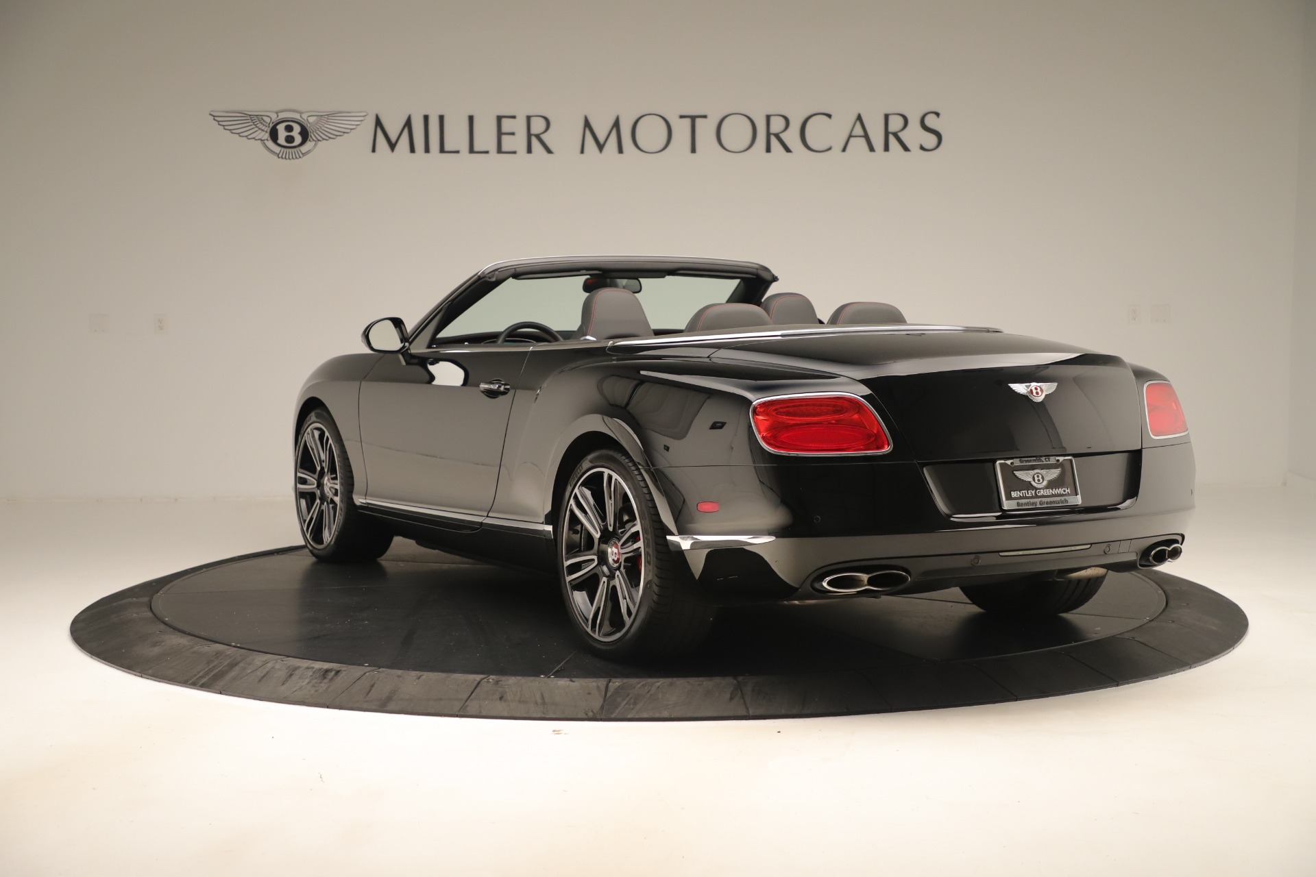 Used 2014 Bentley Continental GT V8 For Sale In Greenwich, CT 3435_p5