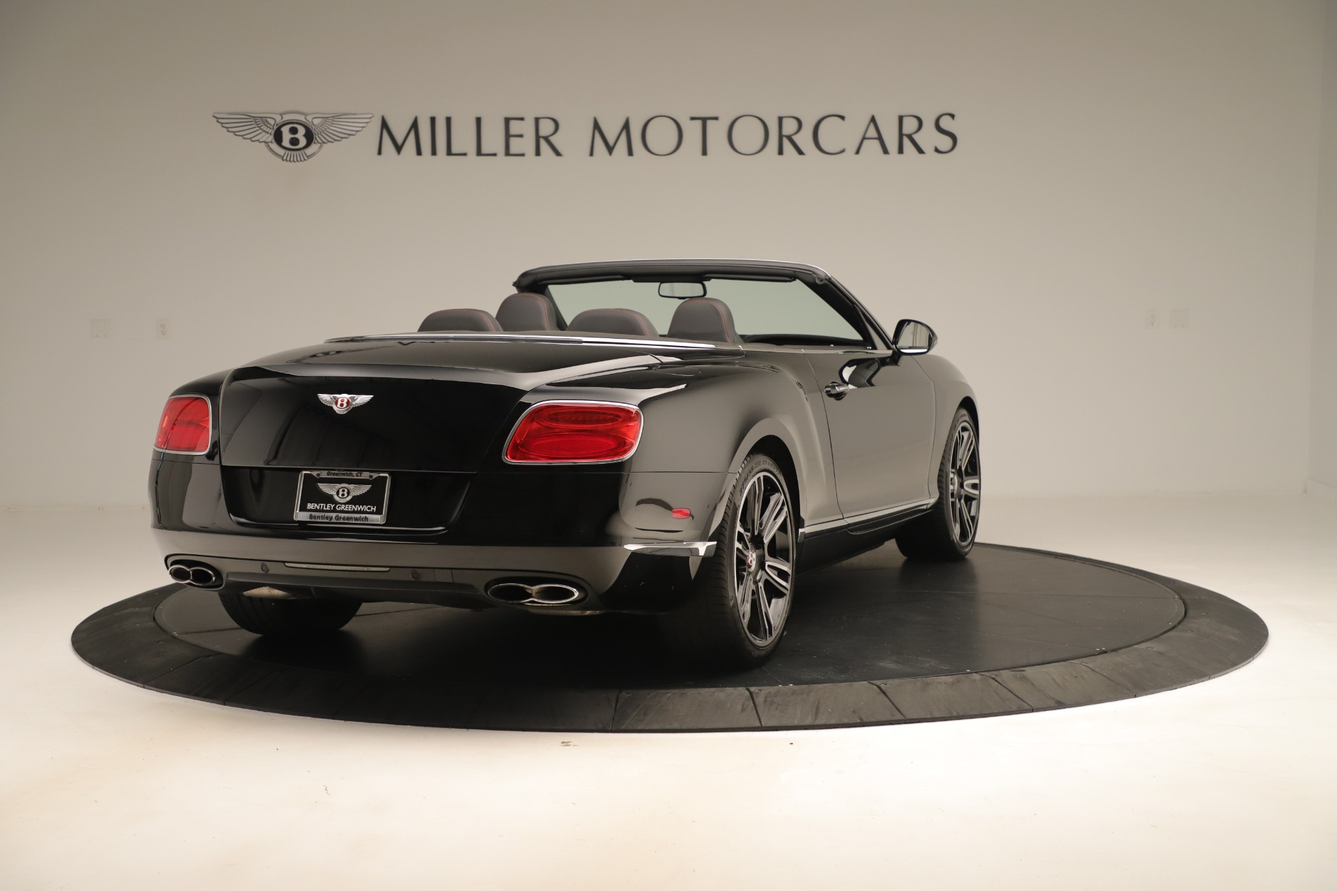 Used 2014 Bentley Continental GT V8 For Sale In Greenwich, CT 3435_p7
