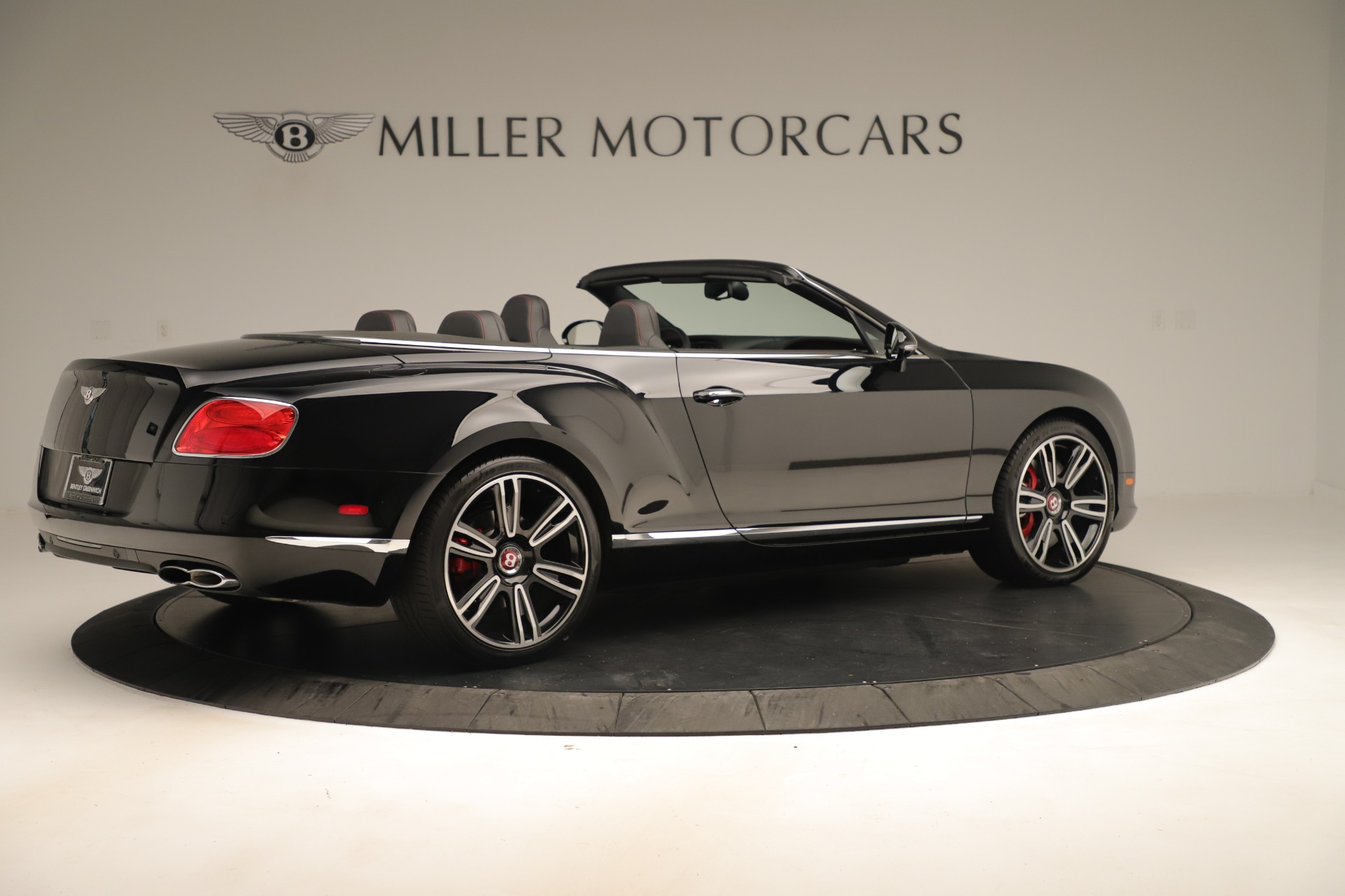 Used 2014 Bentley Continental GT V8 For Sale In Greenwich, CT 3435_p8