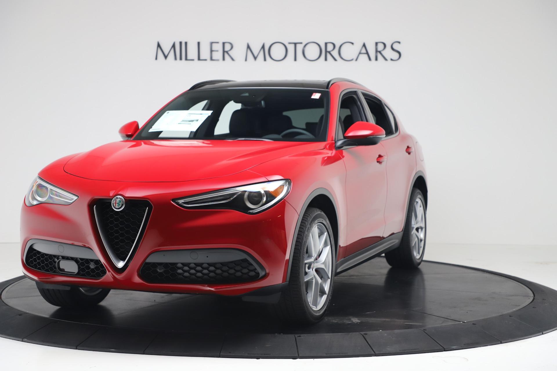 New 2019 Alfa Romeo Stelvio Ti Sport Q4 For Sale In Greenwich, CT 3437_main