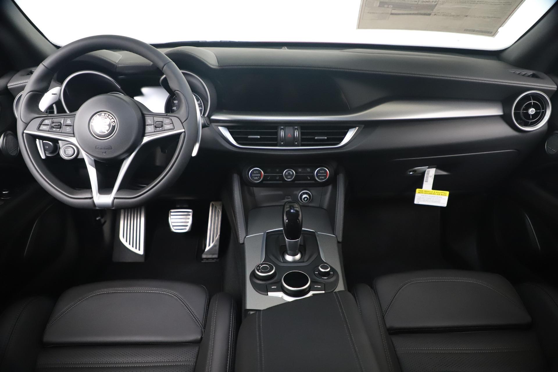 New 2019 Alfa Romeo Stelvio Ti Sport Q4 For Sale In Greenwich, CT 3437_p16