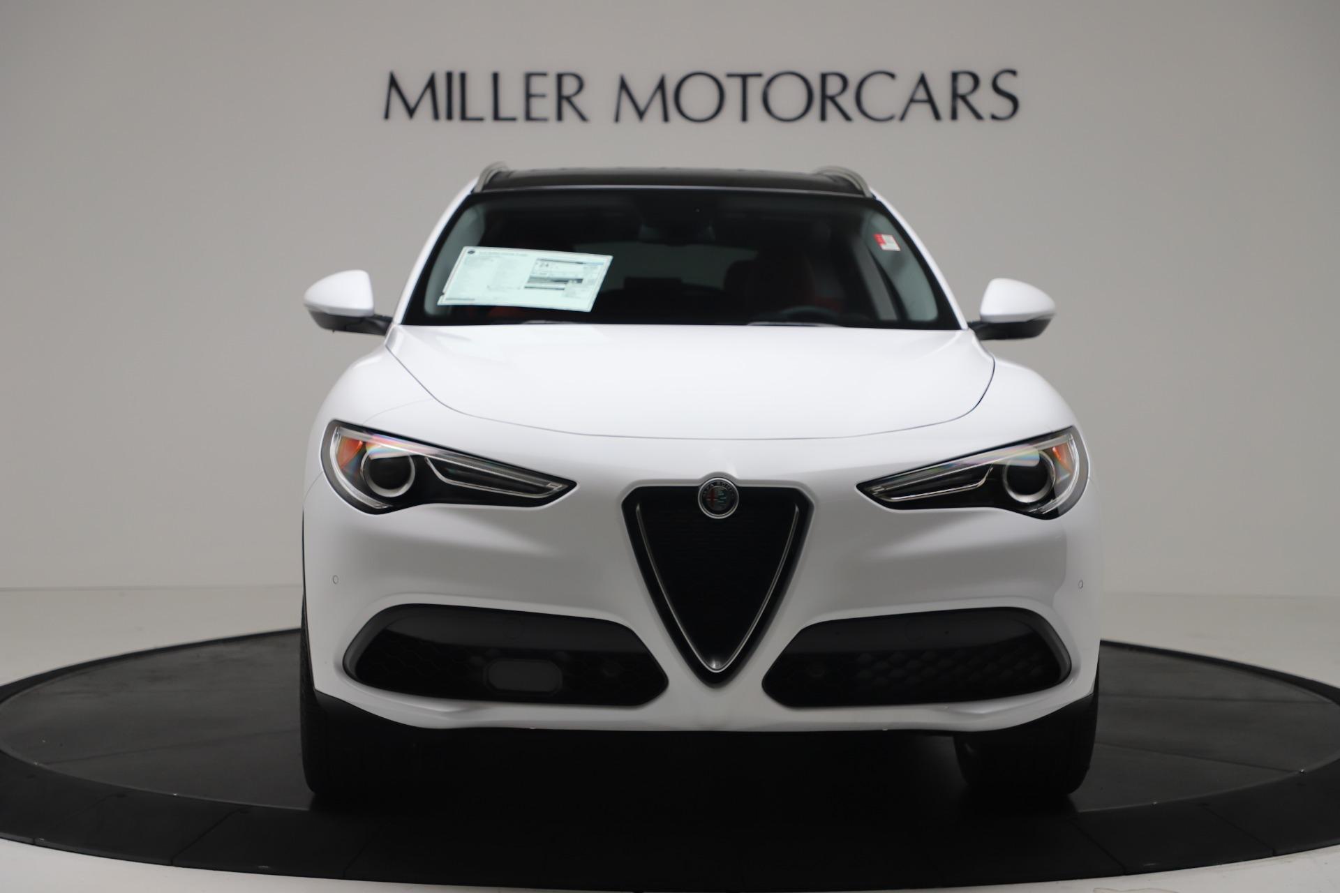 New 2019 Alfa Romeo Stelvio Ti Q4 For Sale In Greenwich, CT 3438_p12