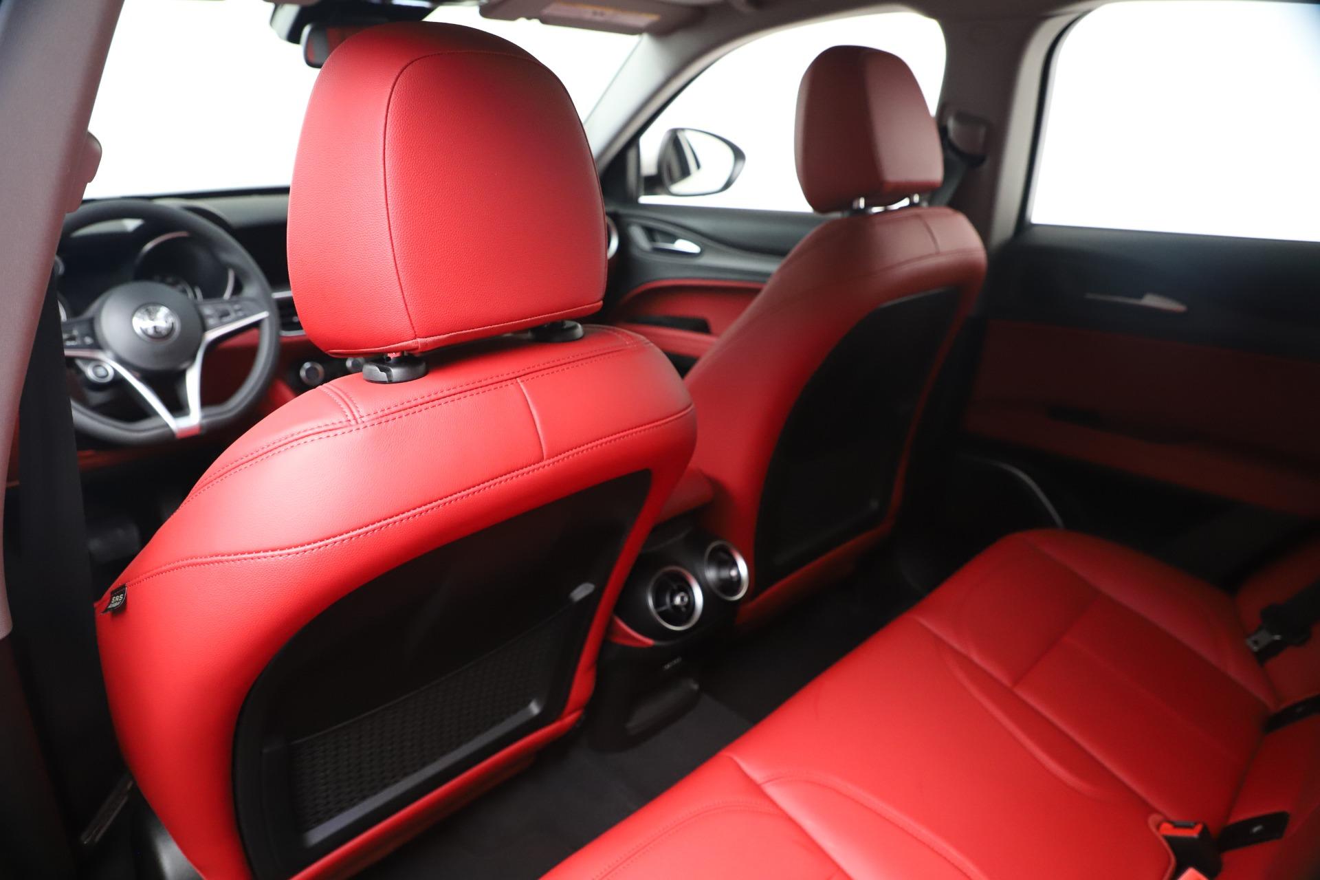 New 2019 Alfa Romeo Stelvio Ti Q4 For Sale In Greenwich, CT 3438_p20