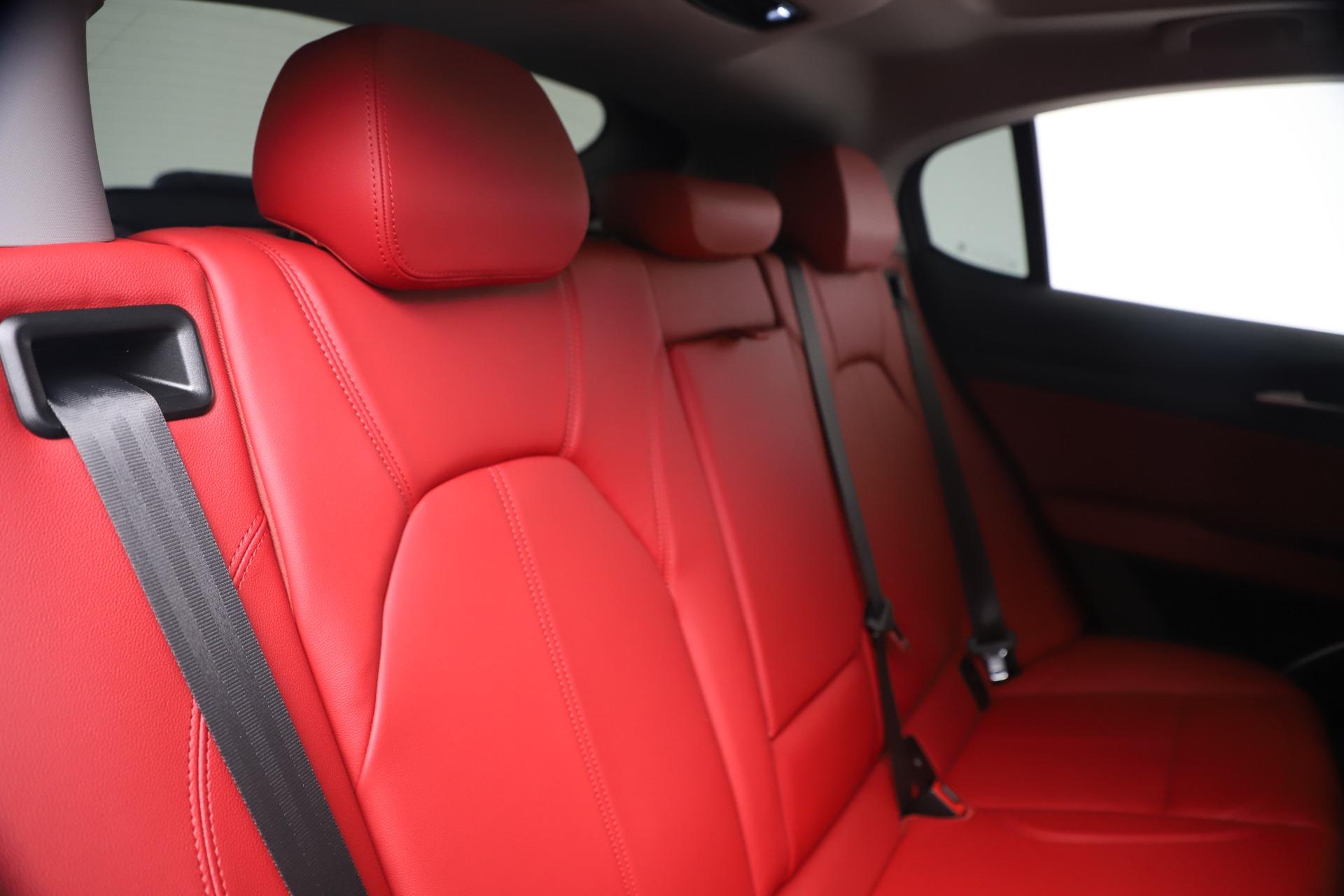 New 2019 Alfa Romeo Stelvio Ti Q4 For Sale In Greenwich, CT 3438_p26