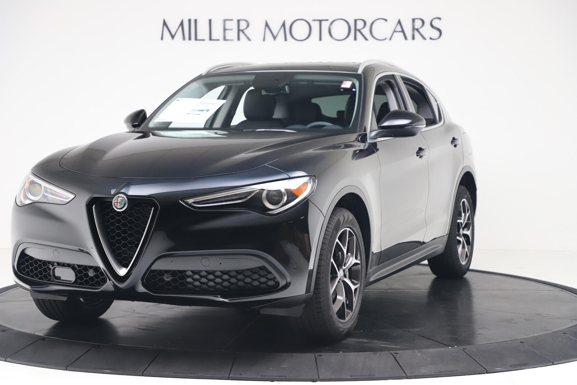 New 2019 Alfa Romeo Stelvio Ti Q4 For Sale In Greenwich, CT 3439_main