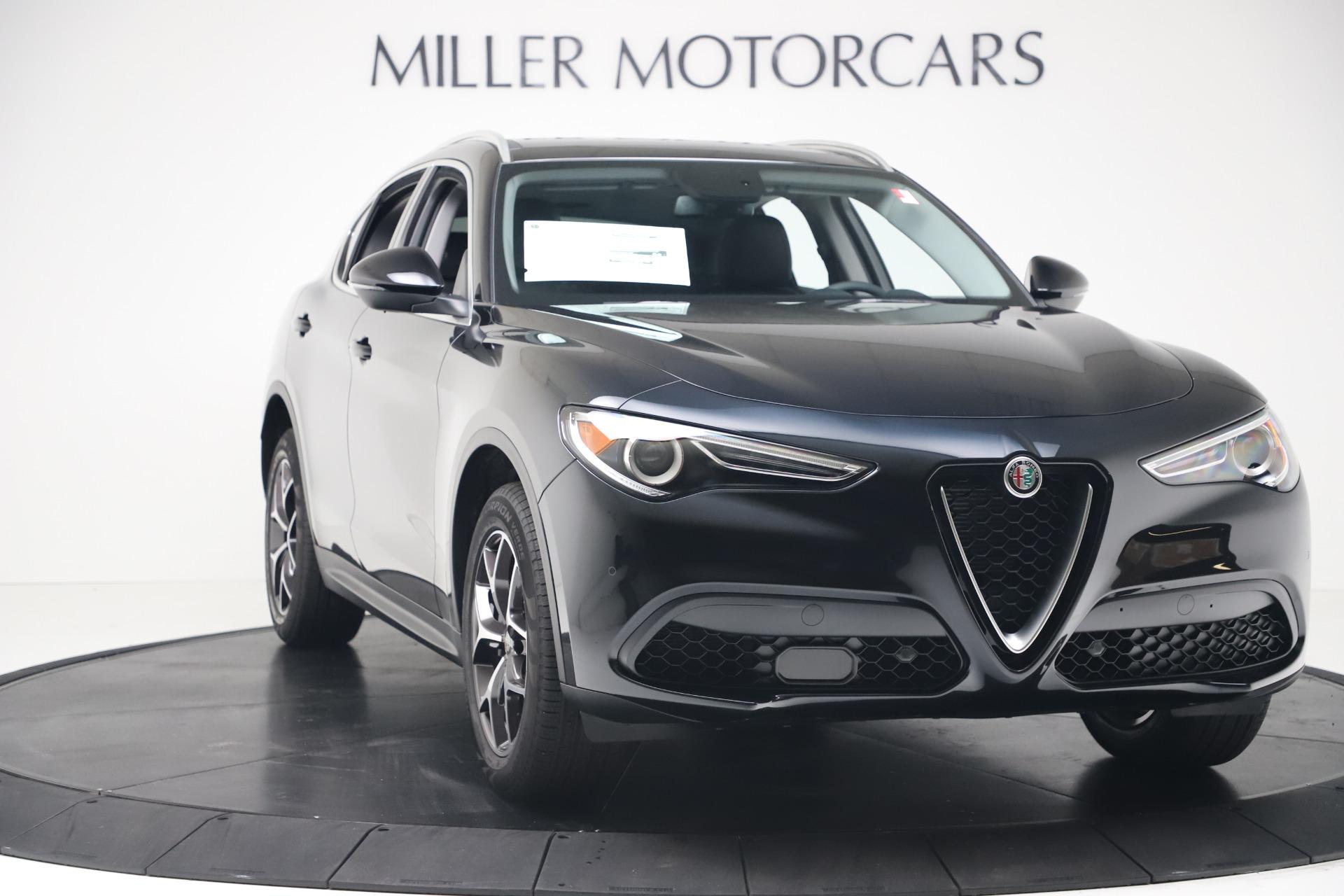 New 2019 Alfa Romeo Stelvio Ti Q4 For Sale In Greenwich, CT 3439_p11