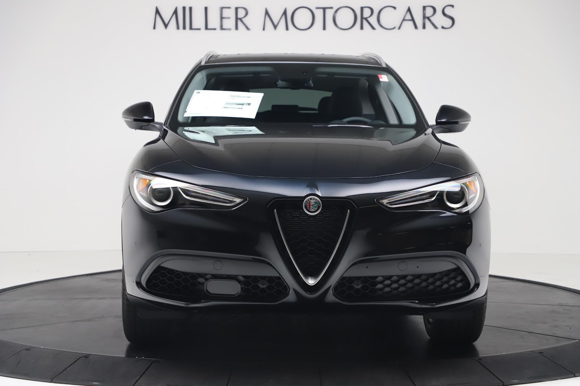 New 2019 Alfa Romeo Stelvio Ti Q4 For Sale In Greenwich, CT 3439_p12