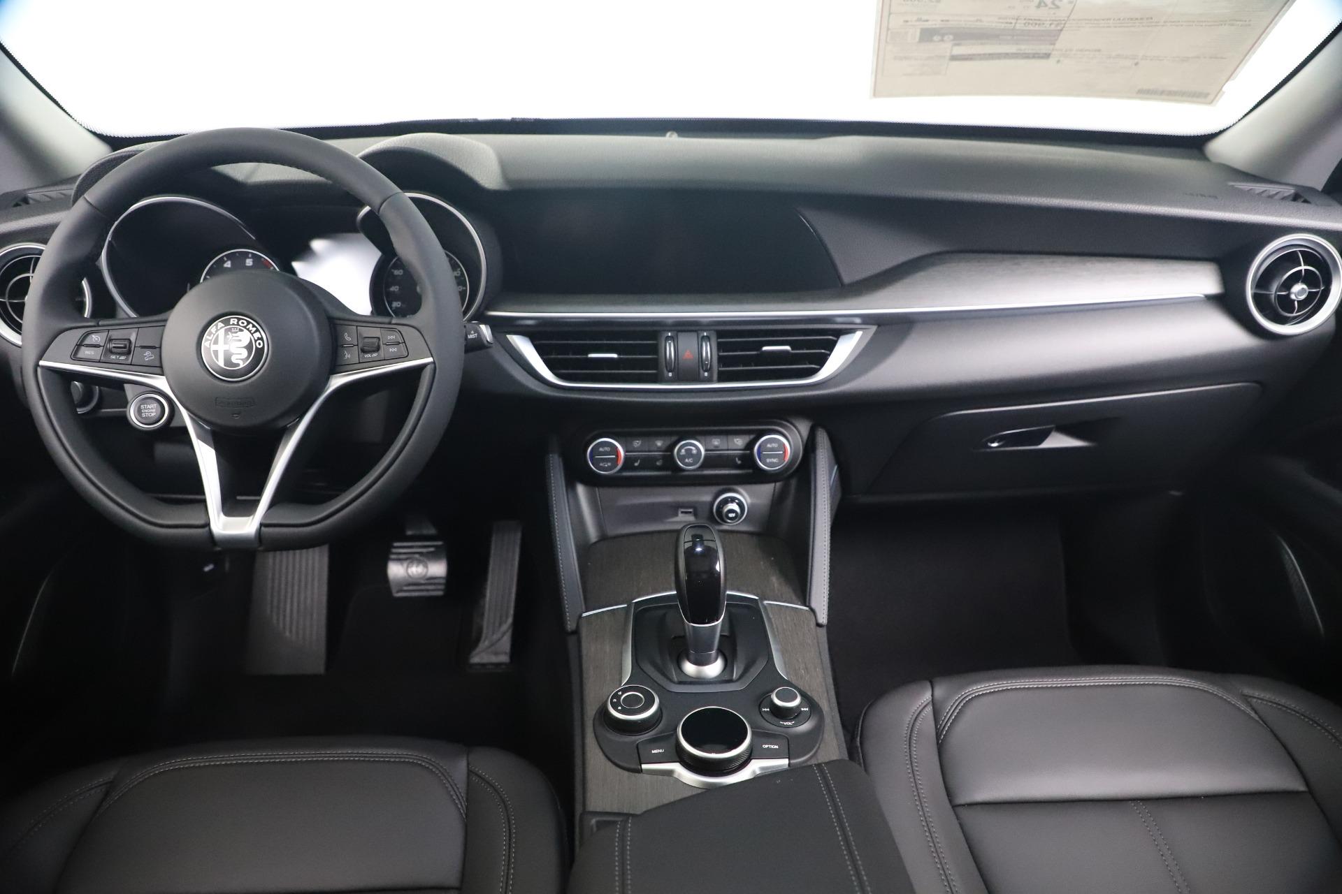 New 2019 Alfa Romeo Stelvio Ti Q4 For Sale In Greenwich, CT 3439_p16