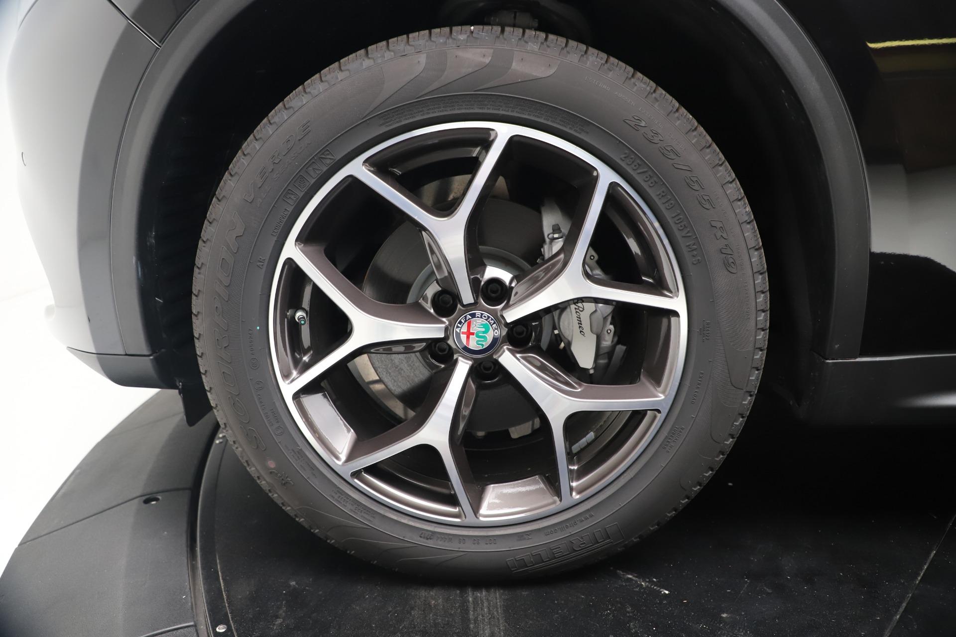 New 2019 Alfa Romeo Stelvio Ti Q4 For Sale In Greenwich, CT 3439_p30
