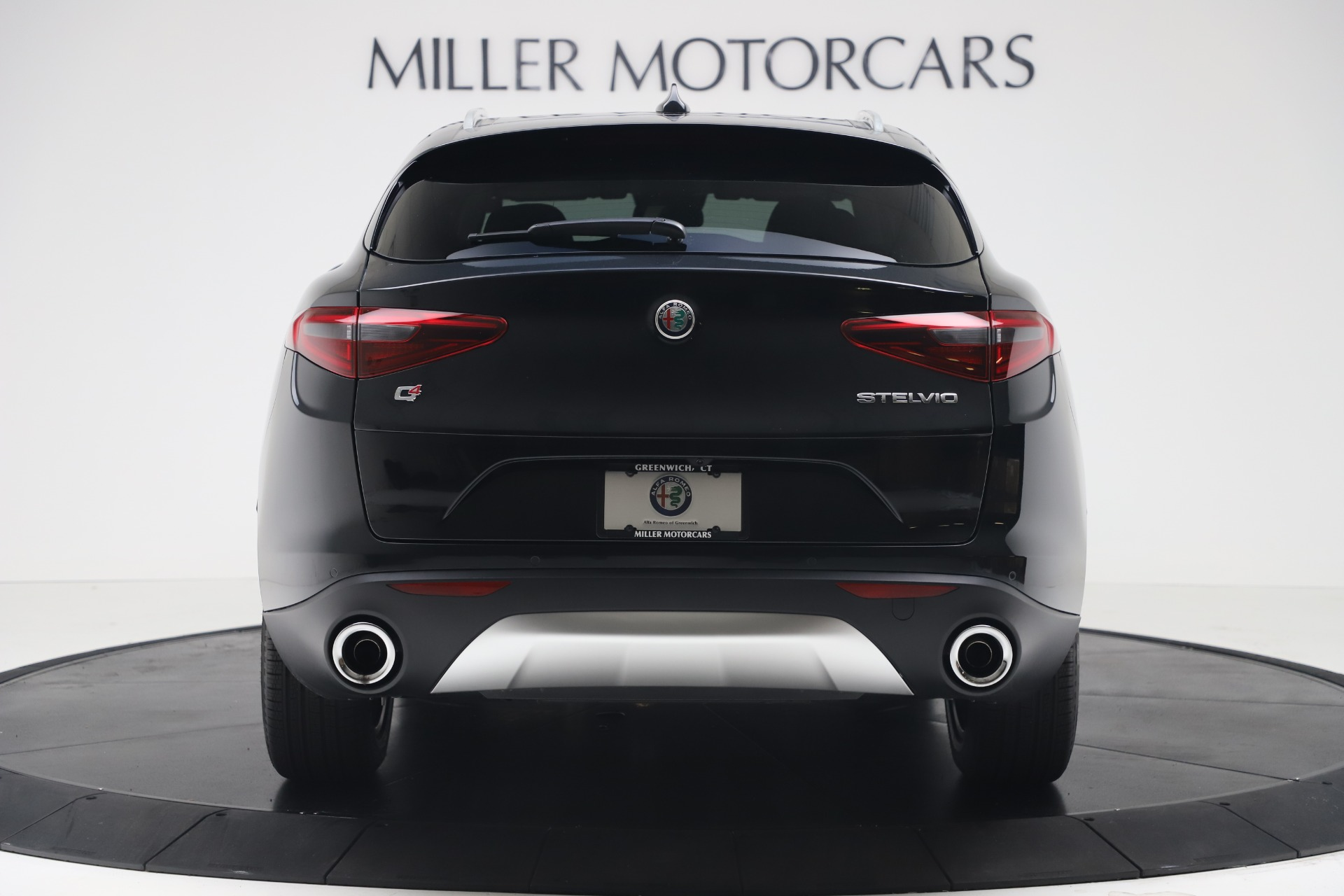 New 2019 Alfa Romeo Stelvio Ti Q4 For Sale In Greenwich, CT 3439_p6