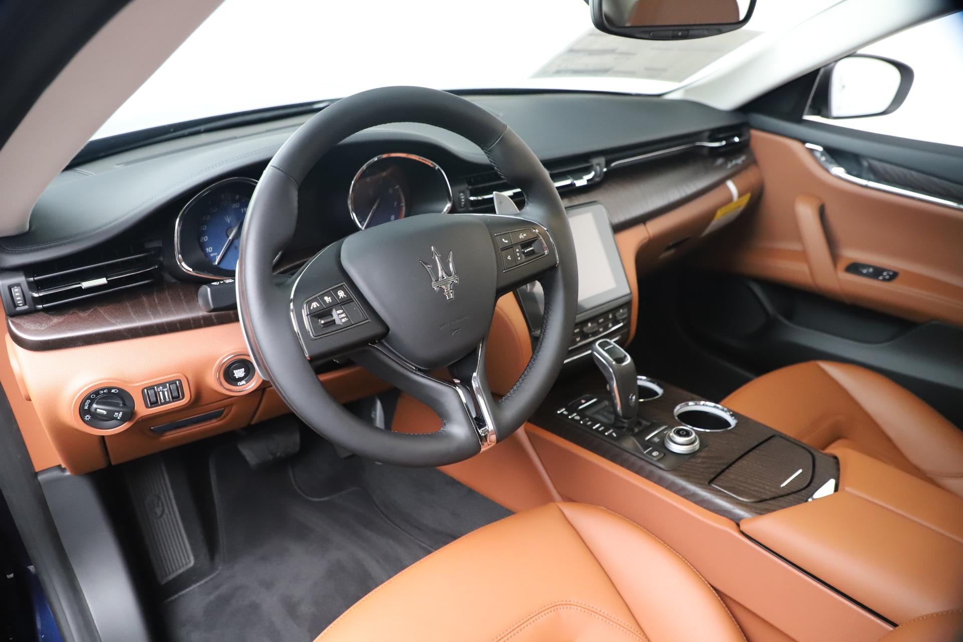 New 2019 Maserati Quattroporte S Q4 For Sale In Greenwich, CT 3440_p15