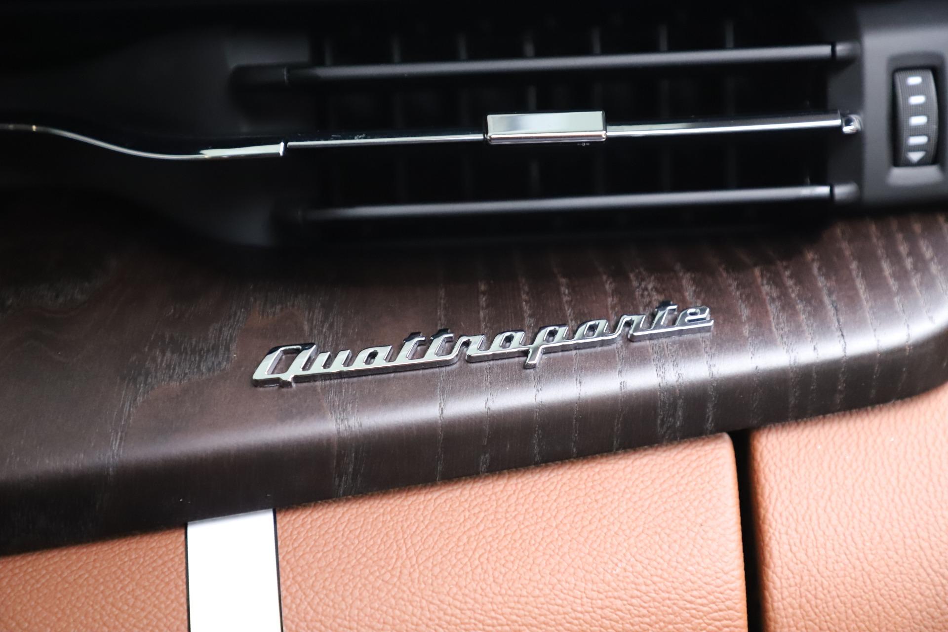 New 2019 Maserati Quattroporte S Q4 For Sale In Greenwich, CT 3440_p30
